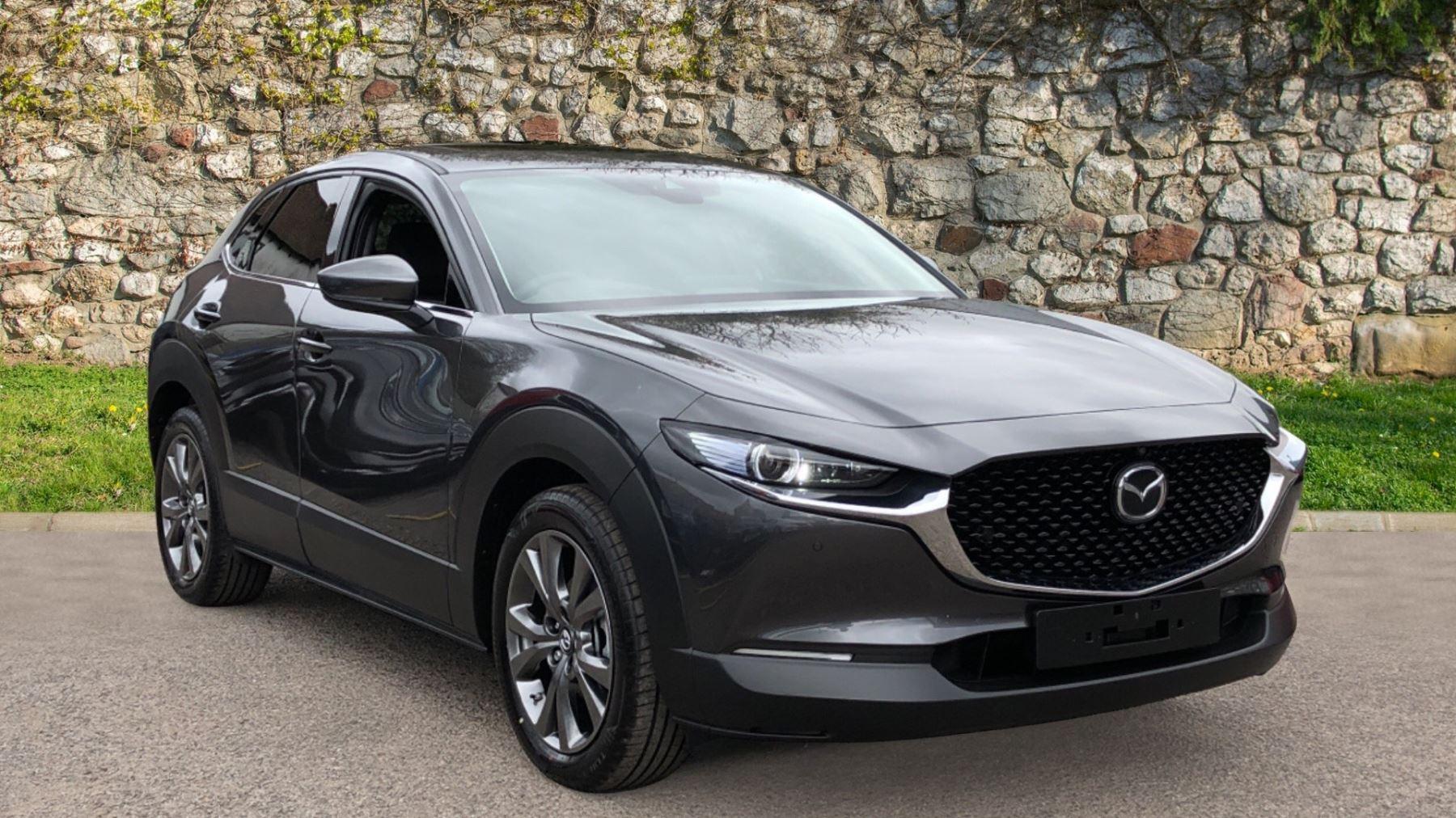 Mazda CX-30 2.0 Skyactiv-X MHEV 186 SE-L Lux Automatic 5 door Hatchback