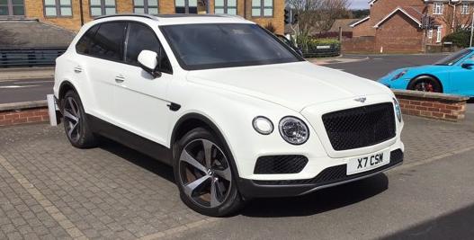 Bentley Bentayga 4.0 V8 5dr - Mulliner Driving Specification Automatic Estate (2019)