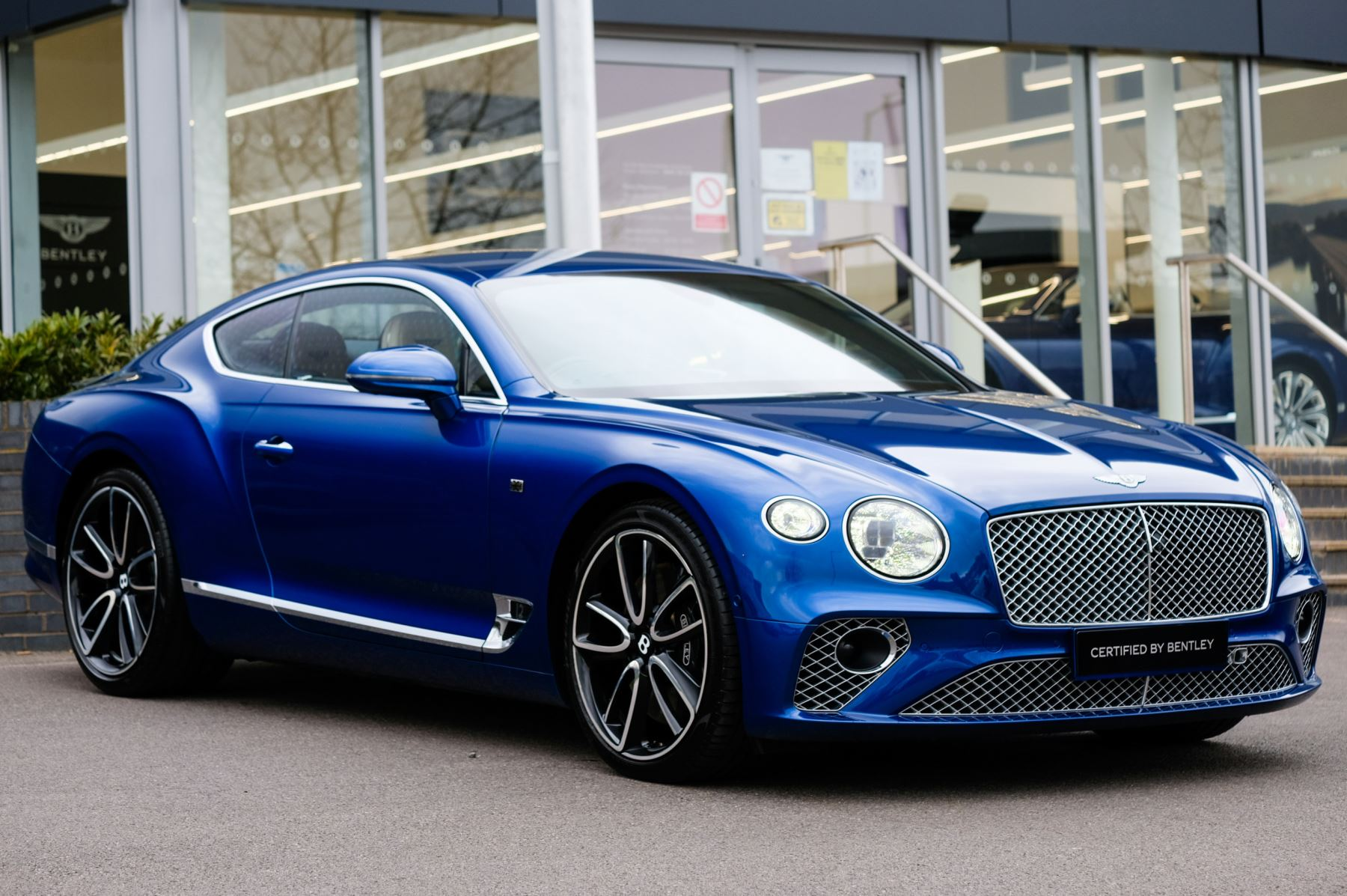 Bentley Continental GT 6.0 W12 - First Edition and Mulliner Specification Automatic 2 door Coupe (2018)