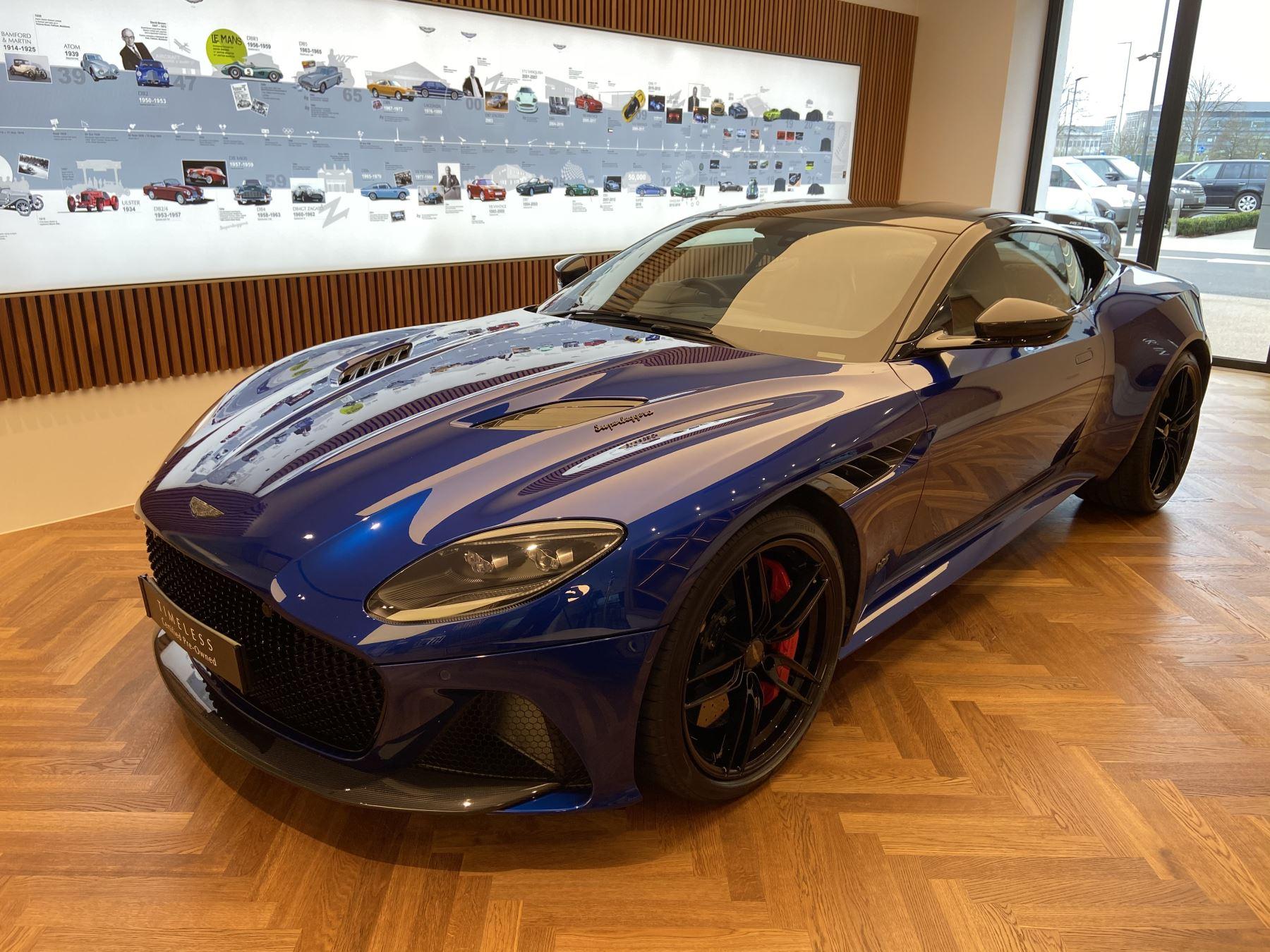 Aston Martin DBS V12 Superleggera 2dr Touchtronic image 30