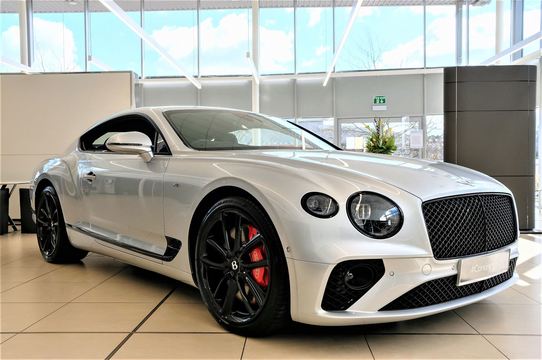 Bentley Continental GT 4.0 V8 Mulliner Edition 2dr Auto [Tour Spec] Automatic Coupe (2021) image