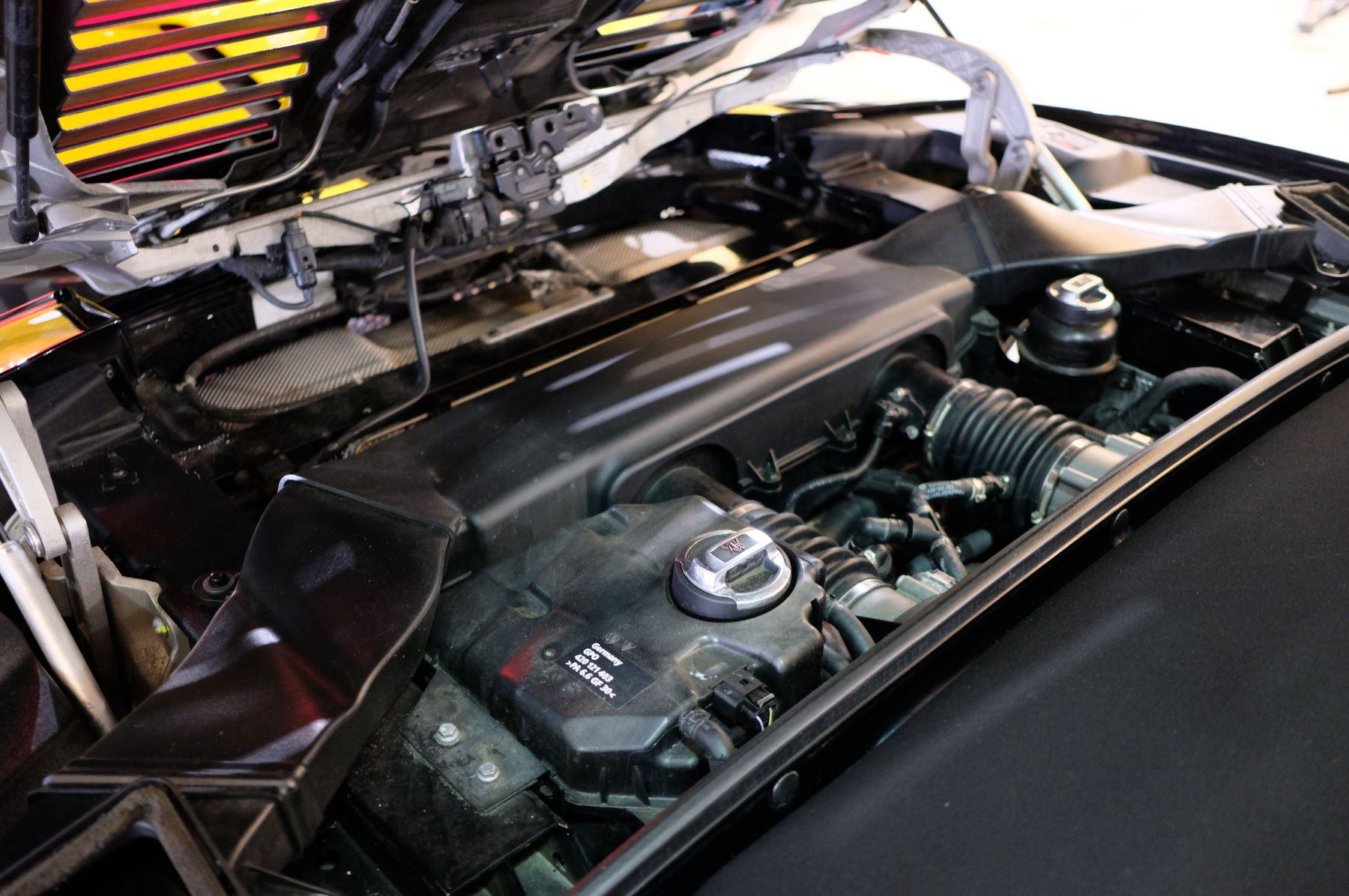 Lamborghini Gallardo LP 560-4 Spyder image 8
