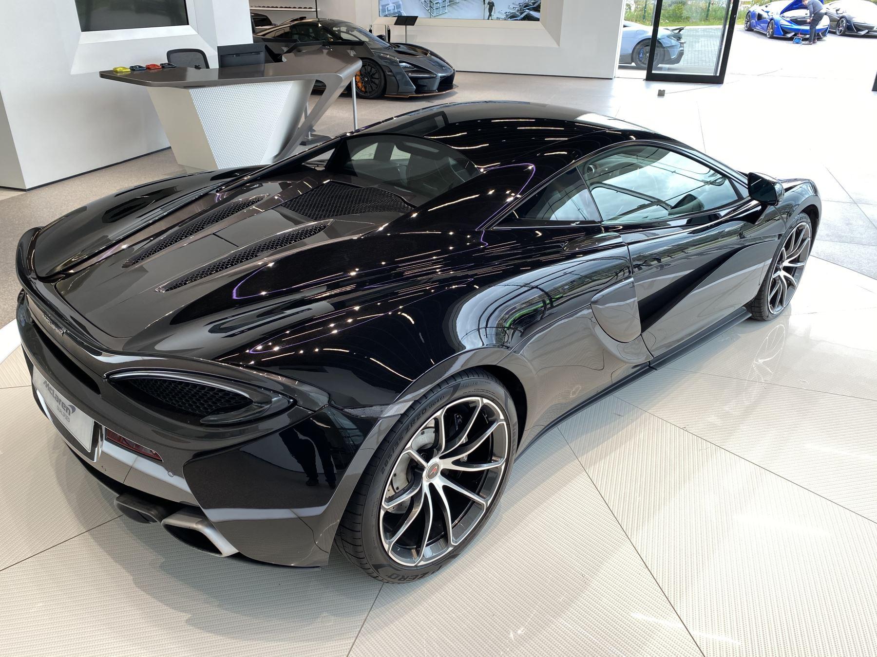 McLaren 540C V8 2dr SSG image 5