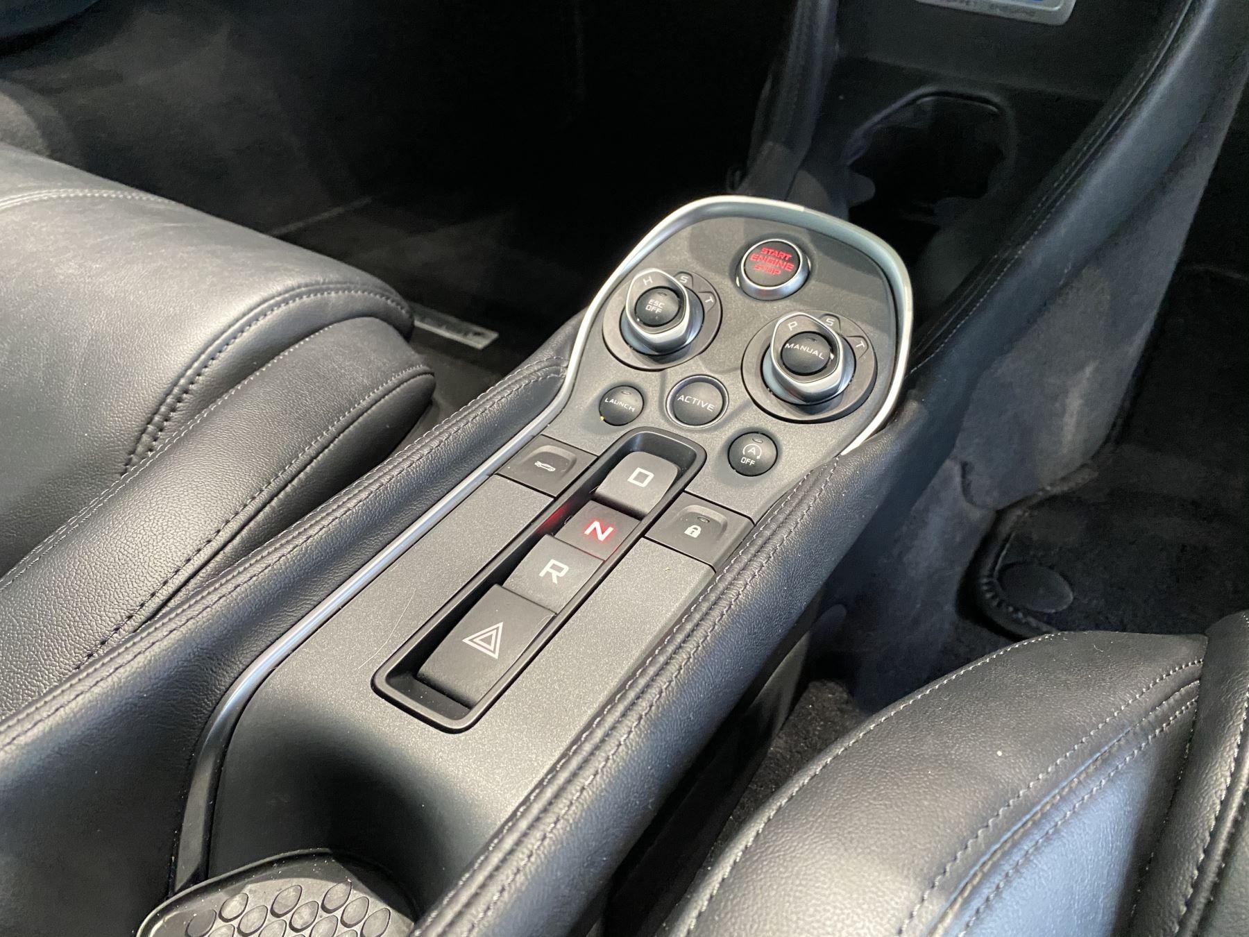 McLaren 540C V8 2dr SSG image 14