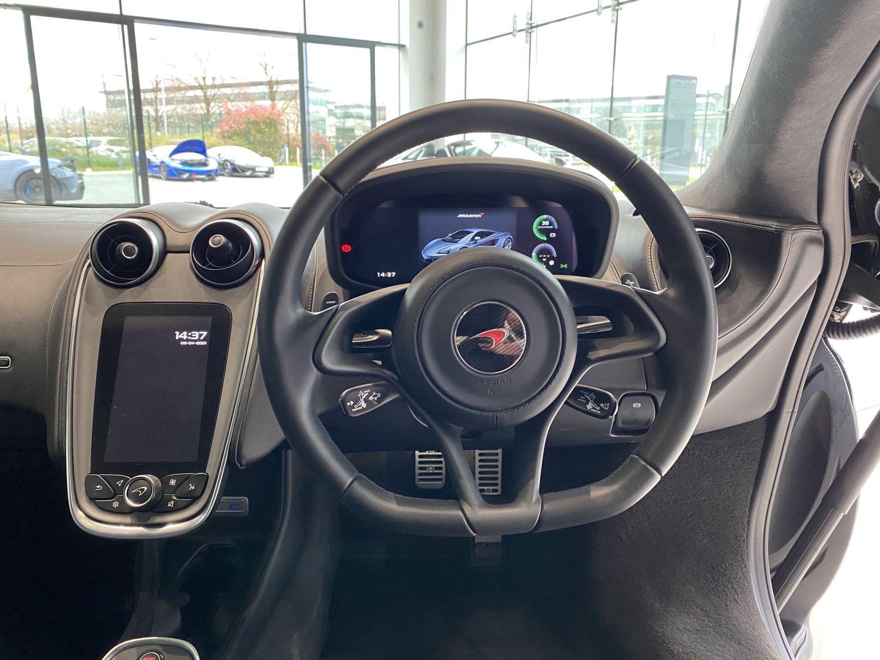 McLaren 540C V8 2dr SSG image 17