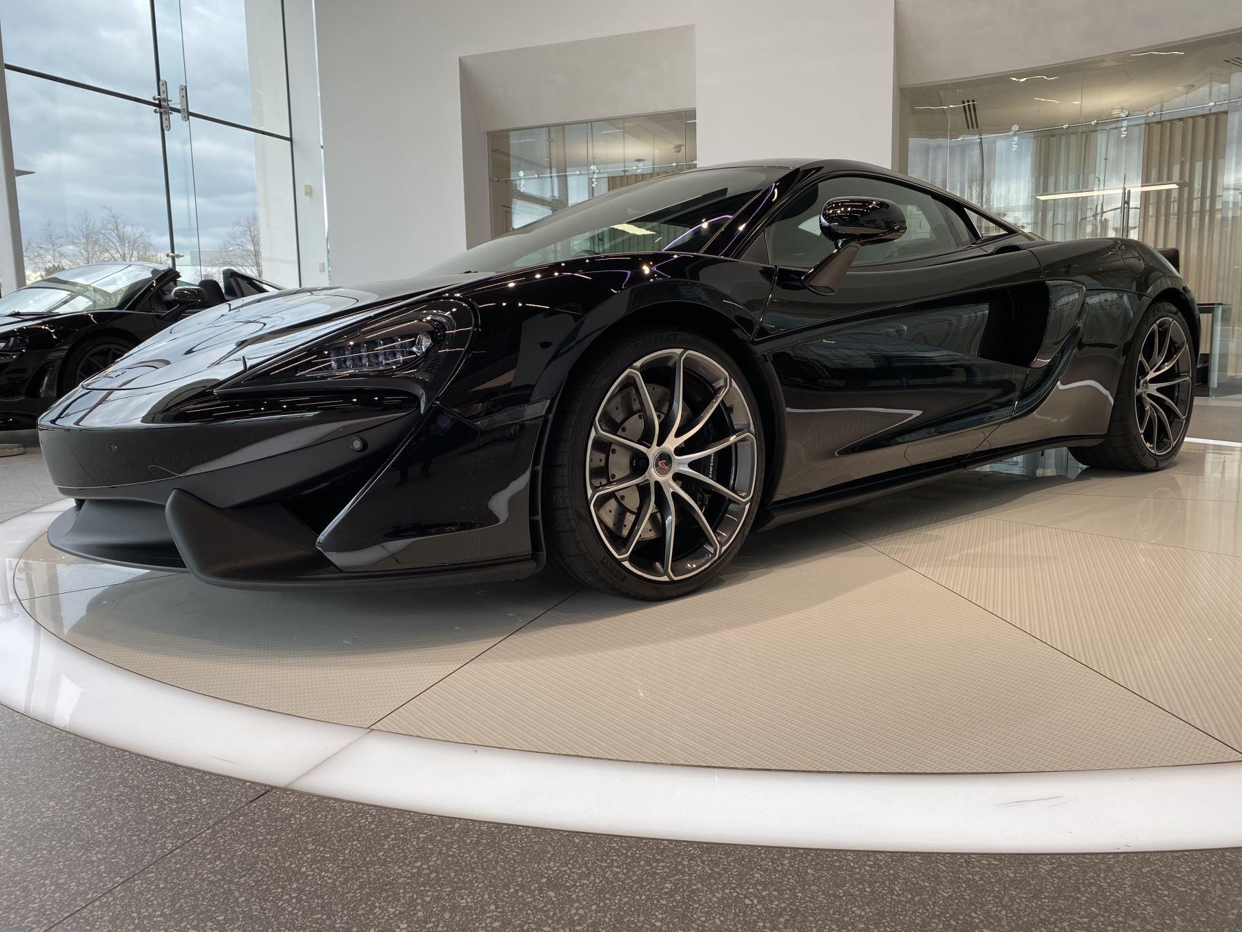 McLaren 540C V8 2dr SSG image 18
