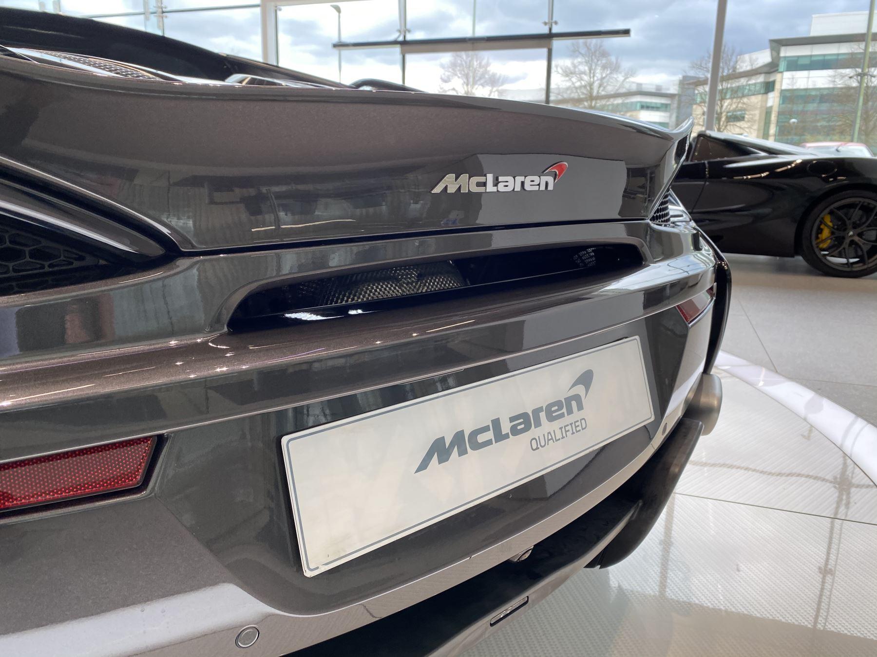 McLaren 540C V8 2dr SSG image 22