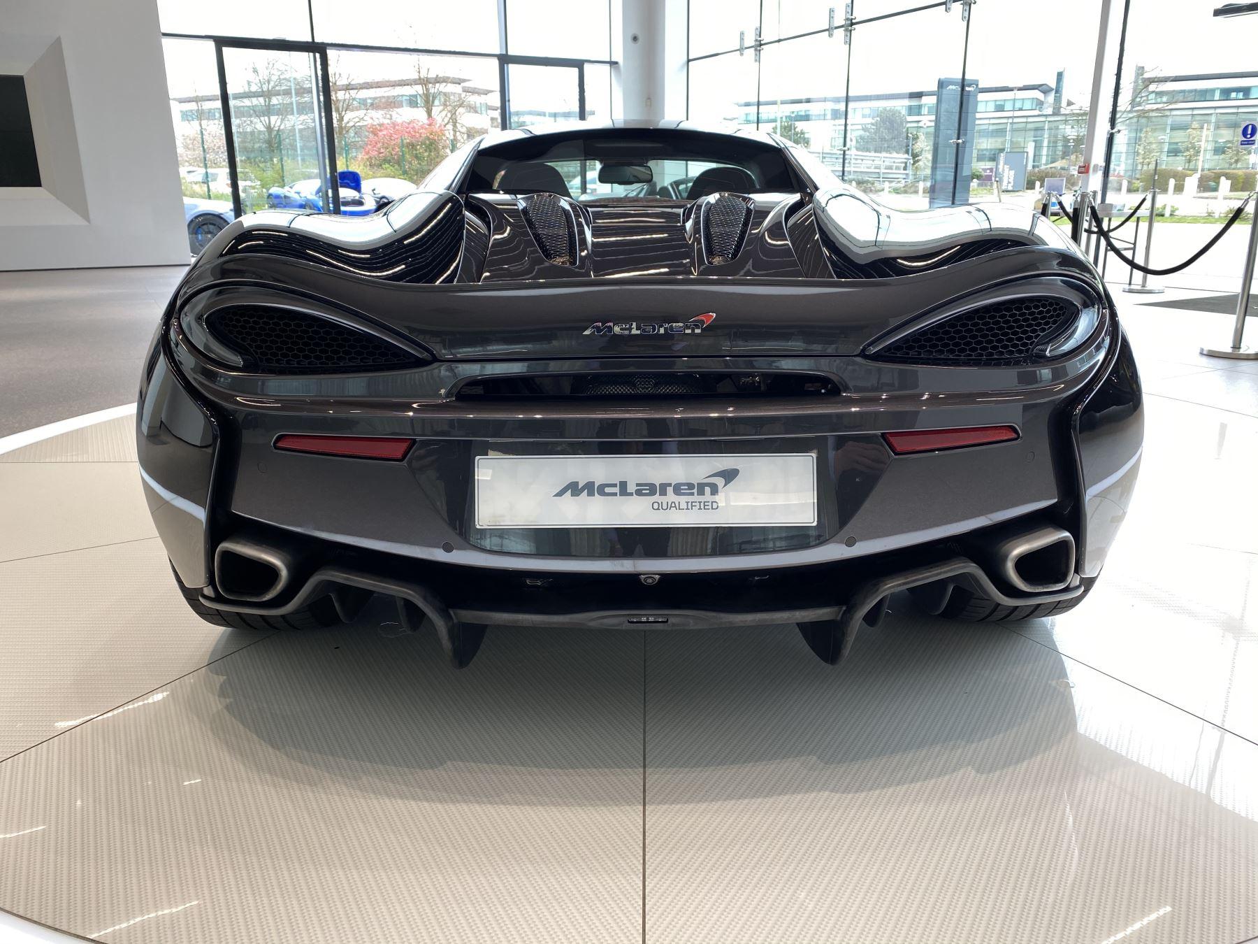McLaren 540C V8 2dr SSG image 24