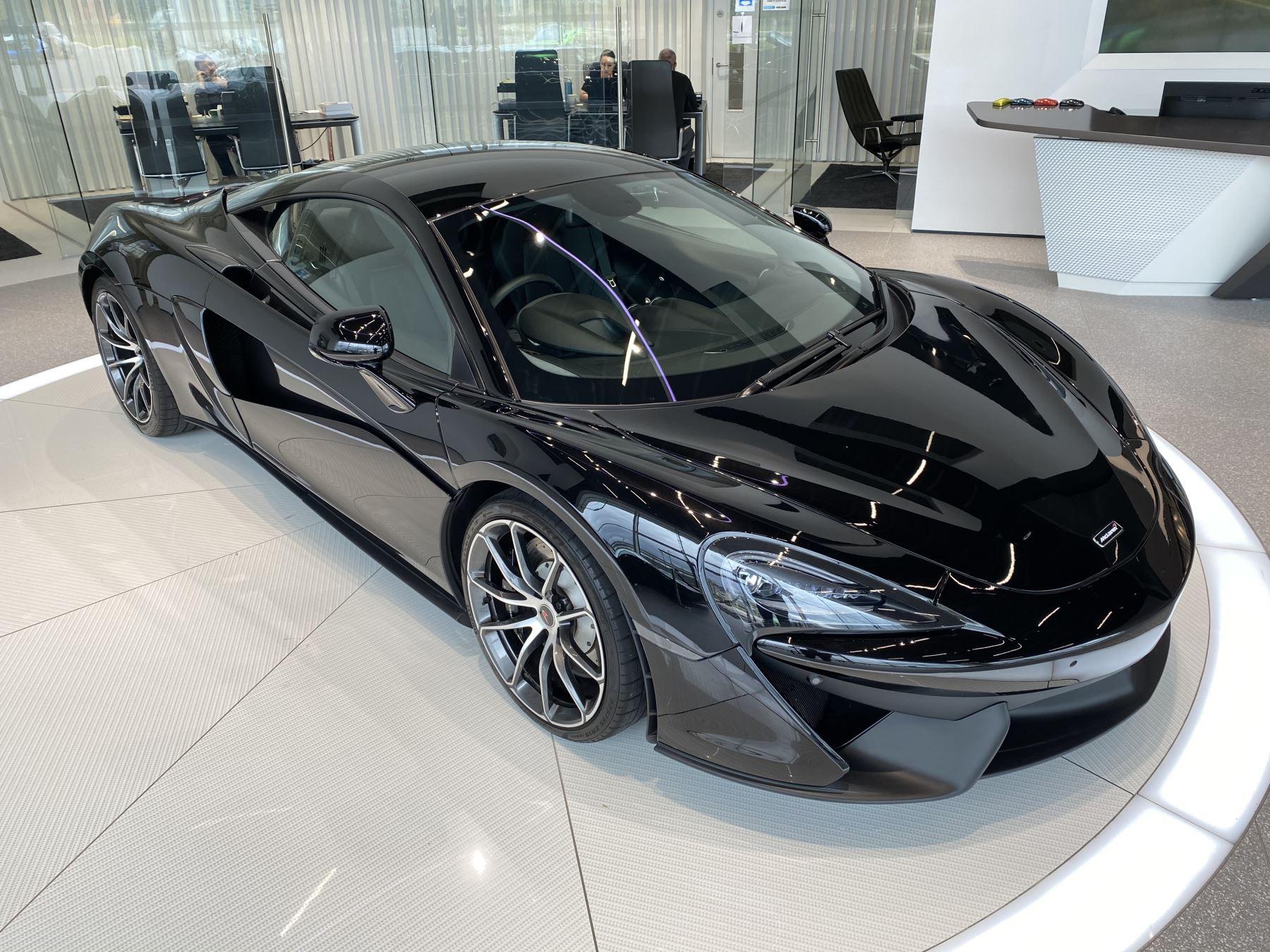 McLaren 540C V8 2dr SSG image 1