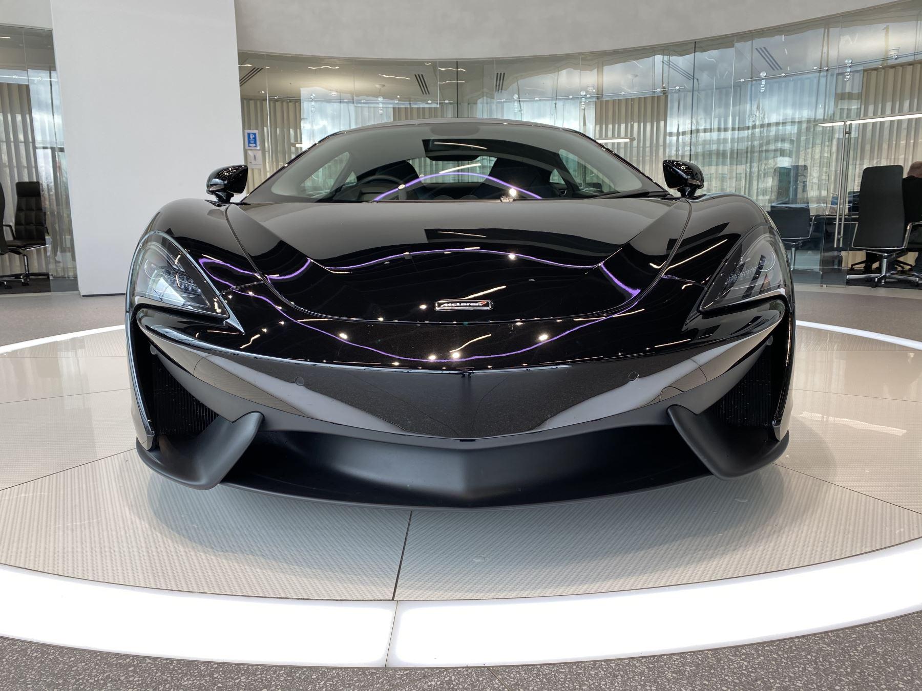 McLaren 540C V8 2dr SSG image 27