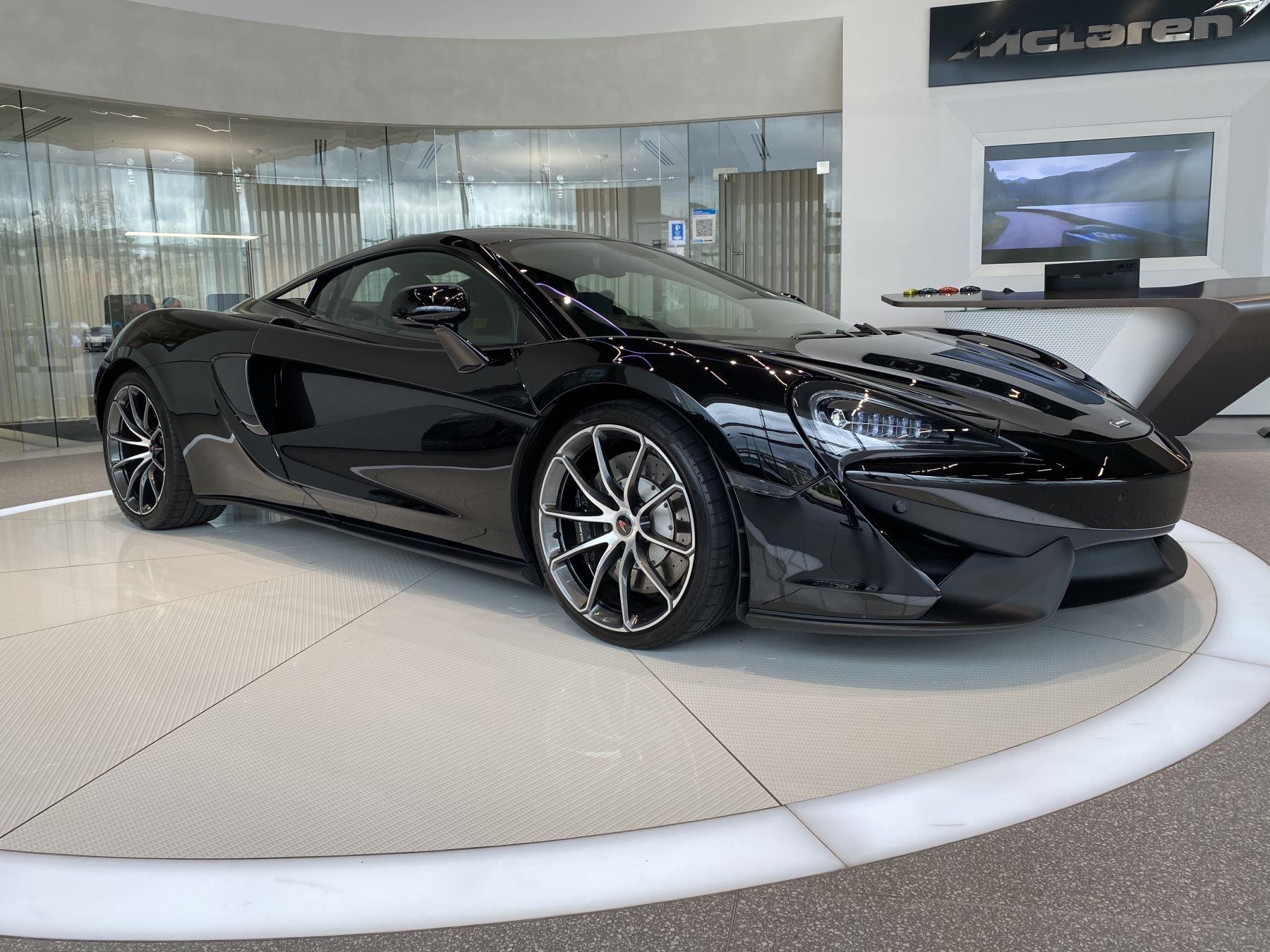 McLaren 540C V8 2dr SSG image 29