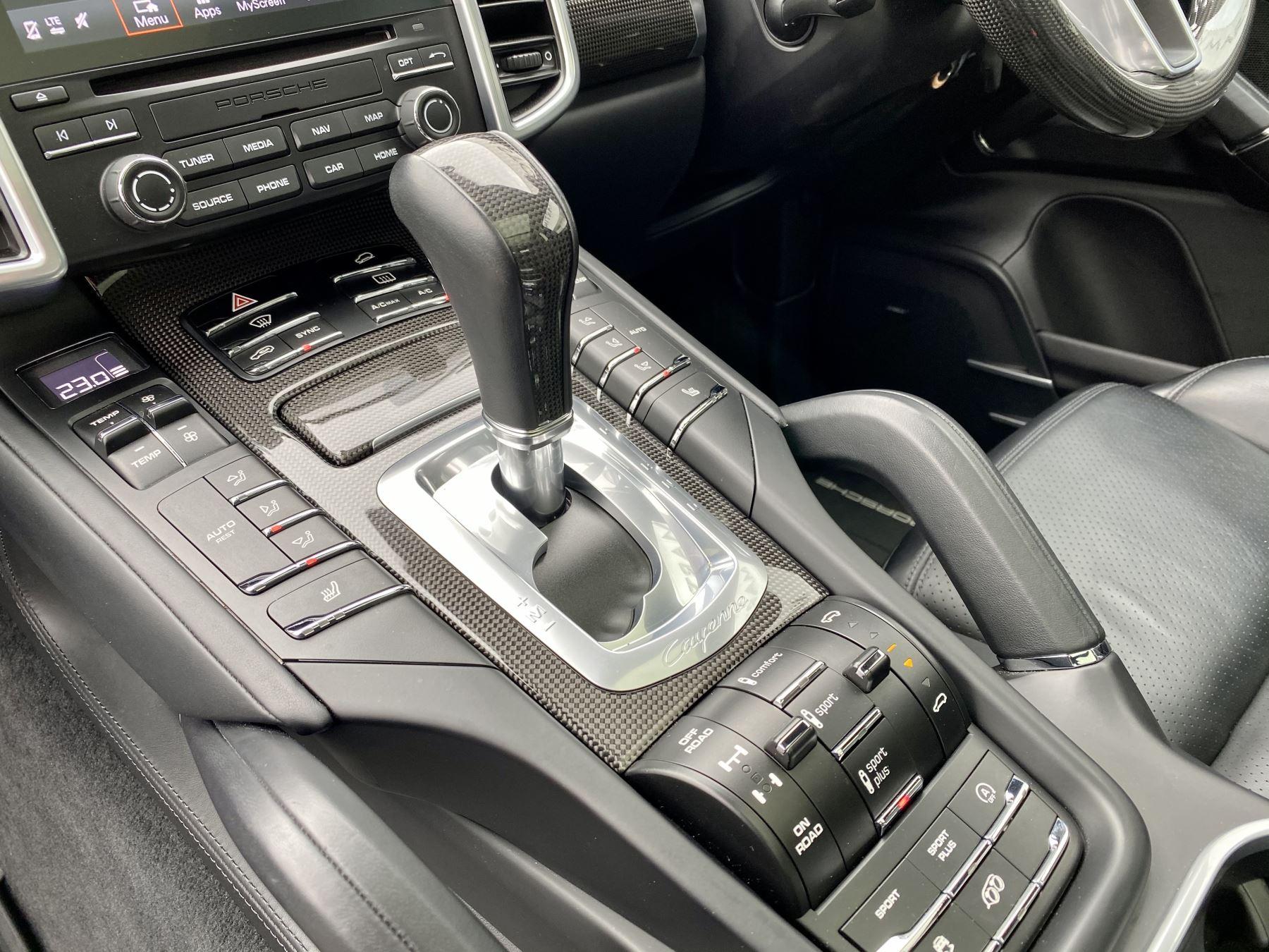 Porsche Cayenne Turbo 5dr Tiptronic S image 20