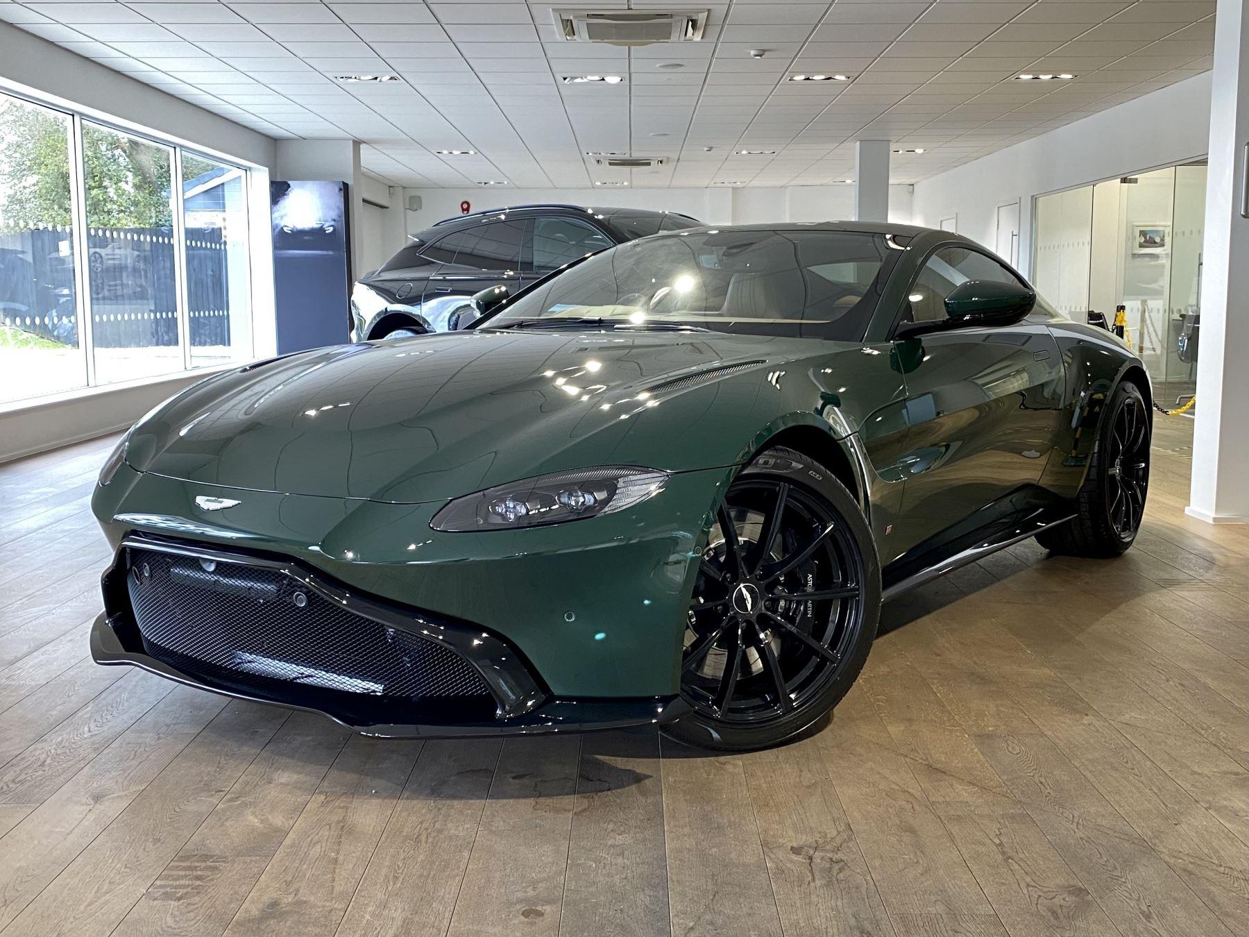 Aston Martin New Vantage ZF 8 Speed Auto 4.0 Automatic 2 door Coupe