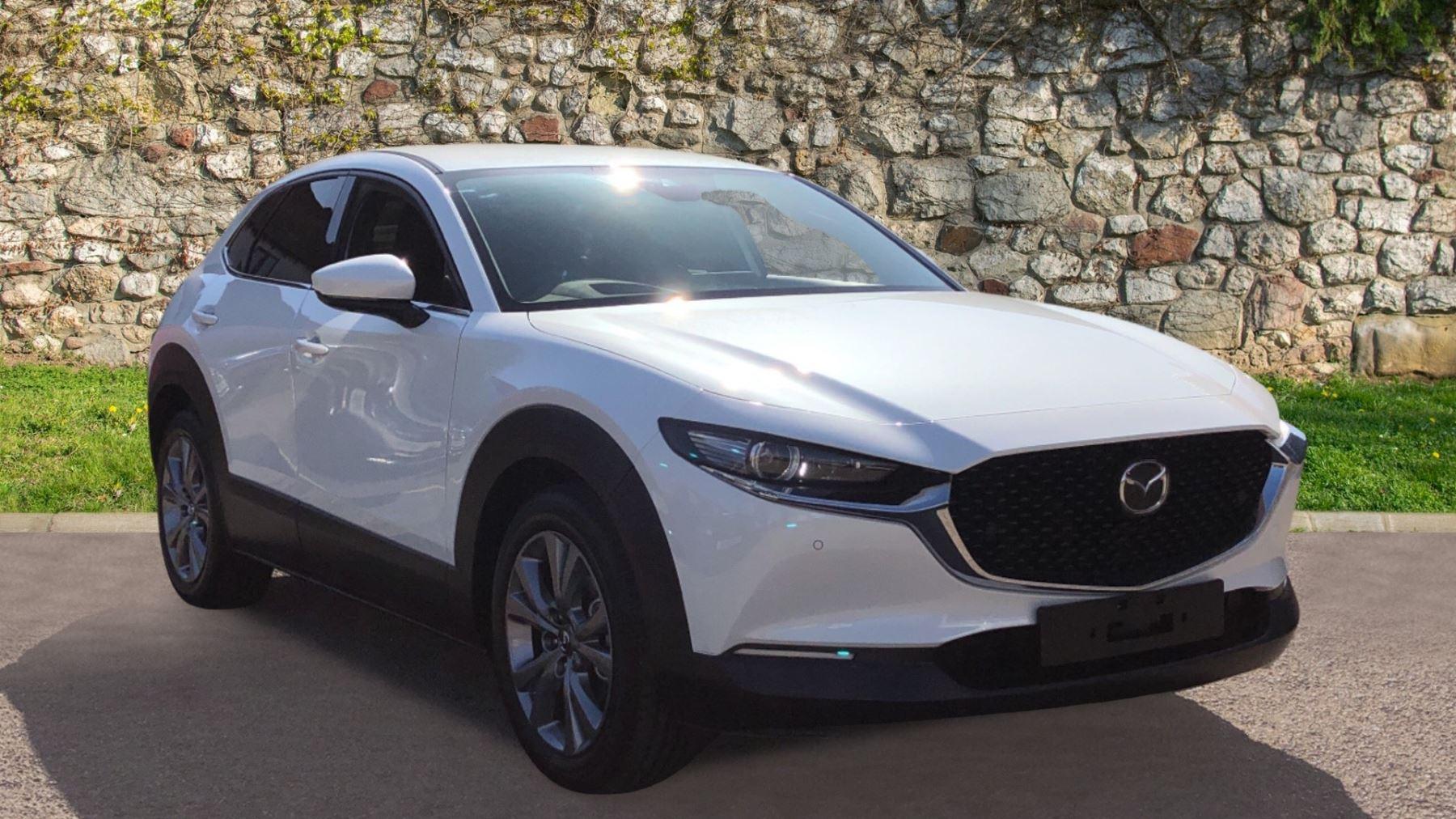 Mazda CX-30 2.0 Skyactiv-X MHEV 186 SE-L Lux 5 door Hatchback