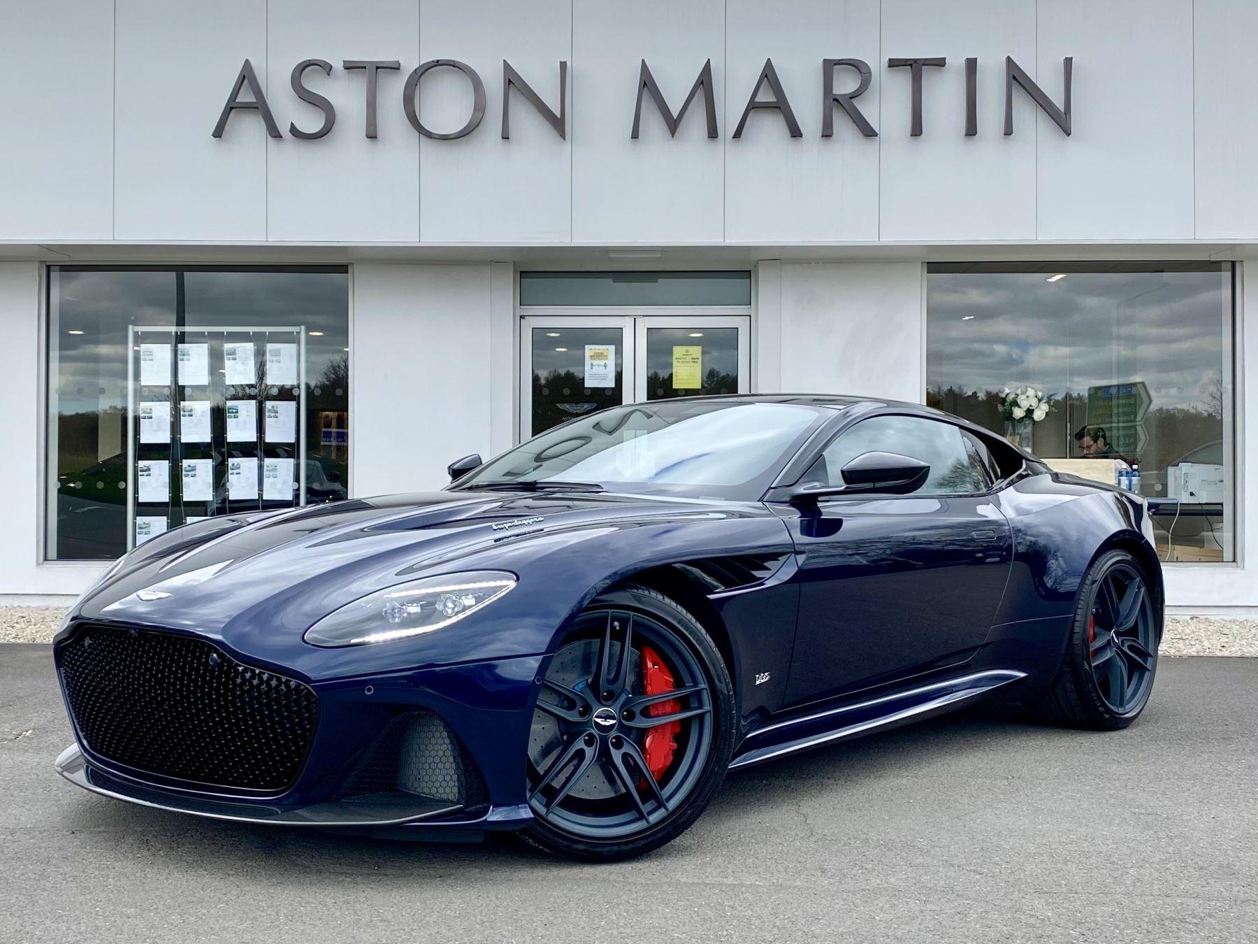 Aston Martin DBS Superleggera V12 Superleggera 2dr Touchtronic Auto 5.2 Automatic 3 door Coupe