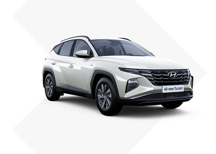 Hyundai Tucson - Exclusive SOGO Leasing Offer