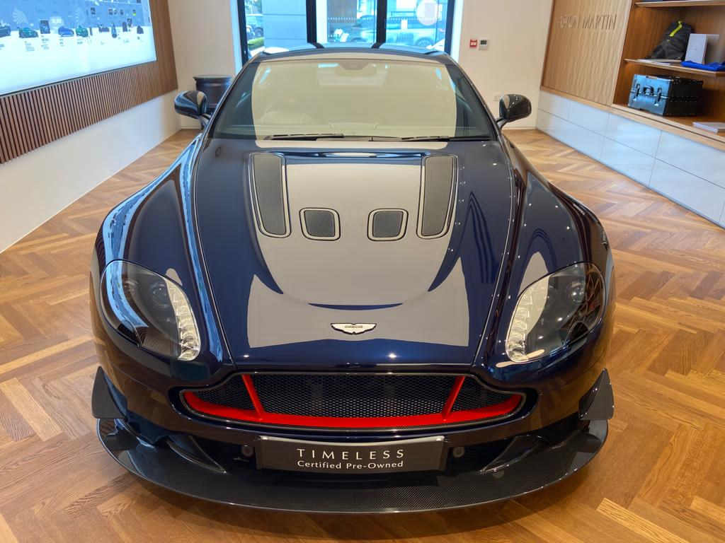 Aston Martin V12 Vantage S Coupe S 2dr 5.9 3 door Coupe