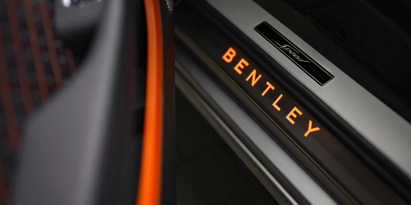 Bentley Continental GT Speed - Switch to thrill mode image 2