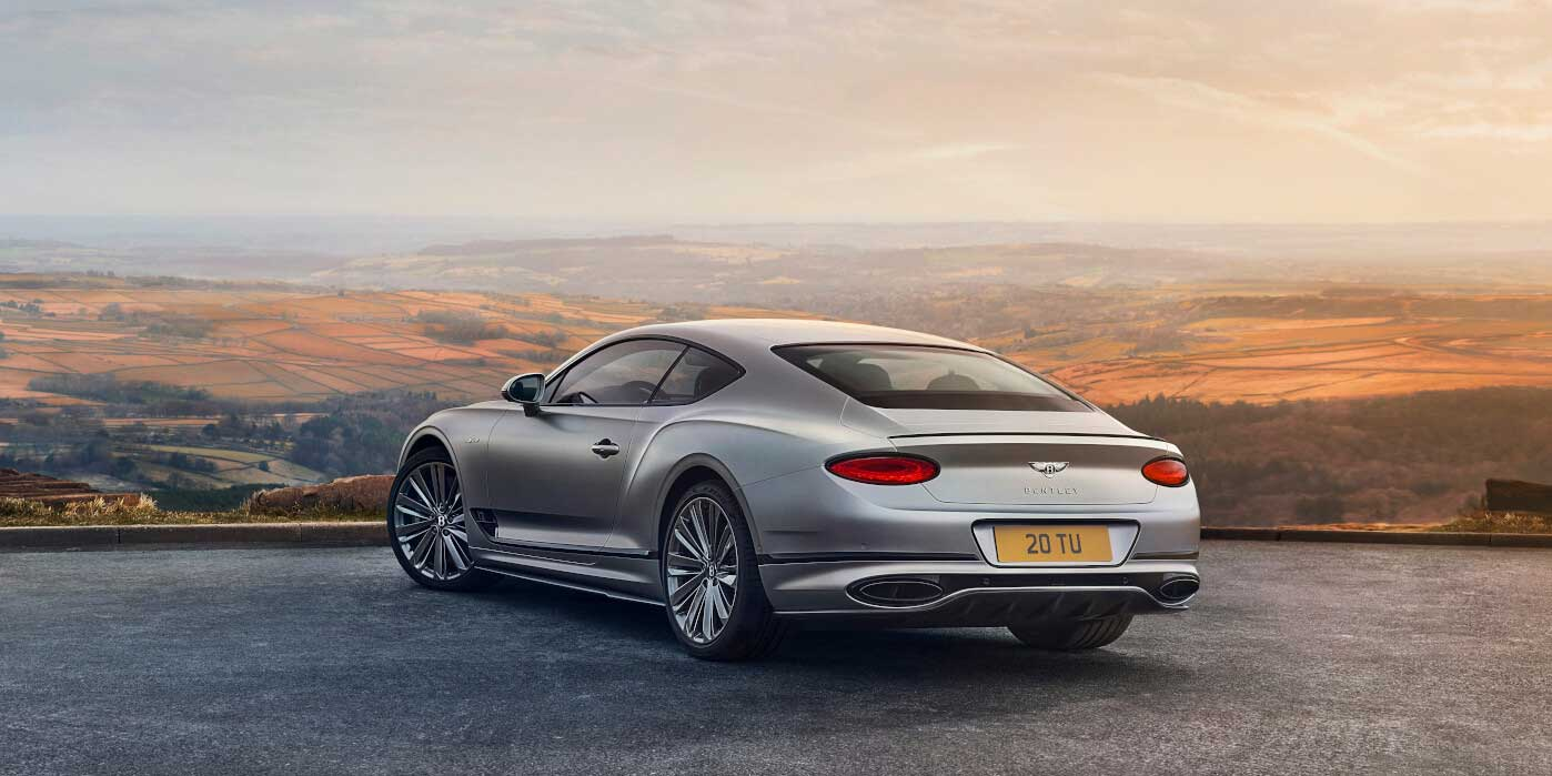 Bentley Continental GT Speed - Switch to thrill mode image 3