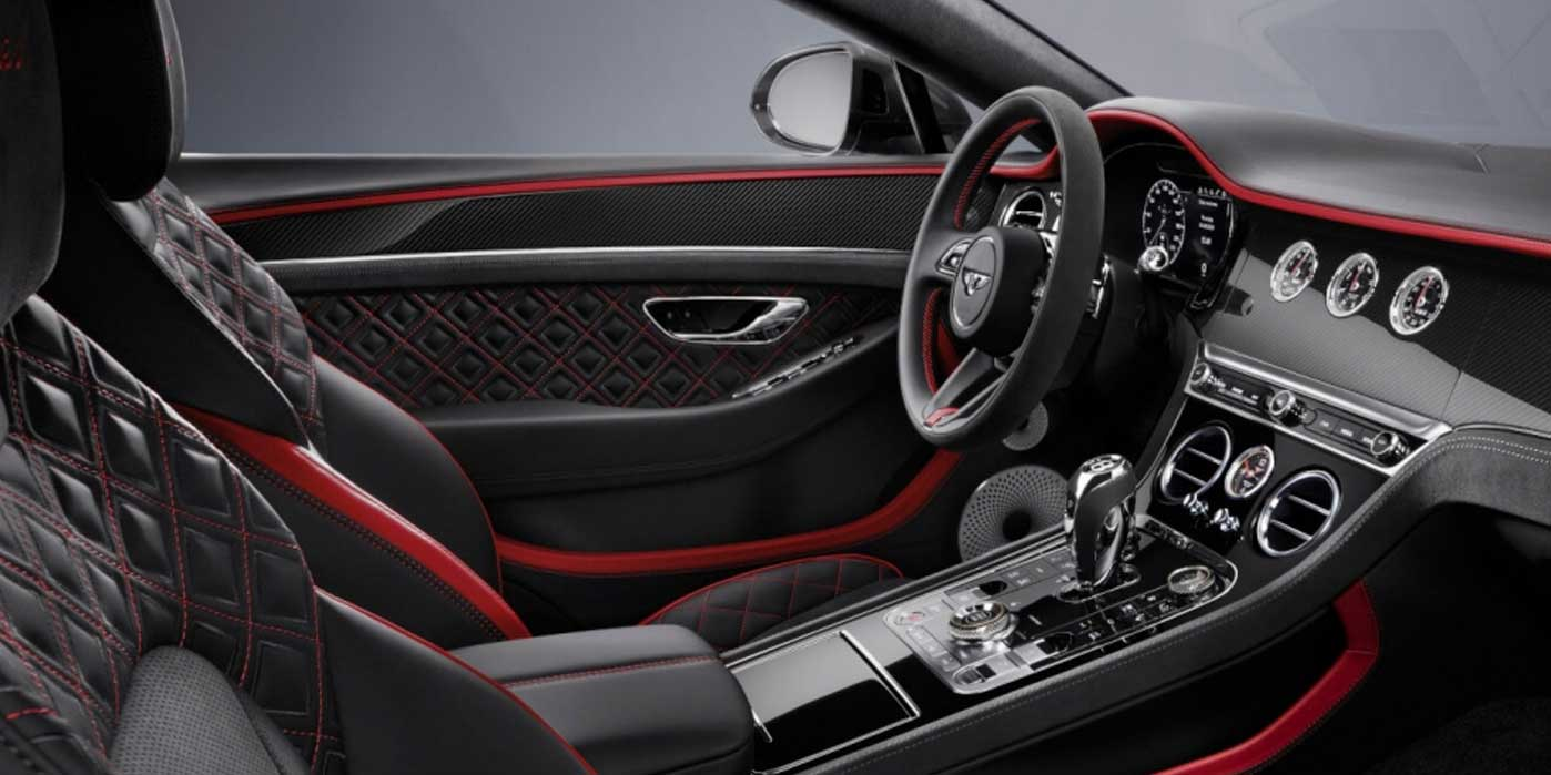 Bentley Continental GT Speed - Switch to thrill mode image 4