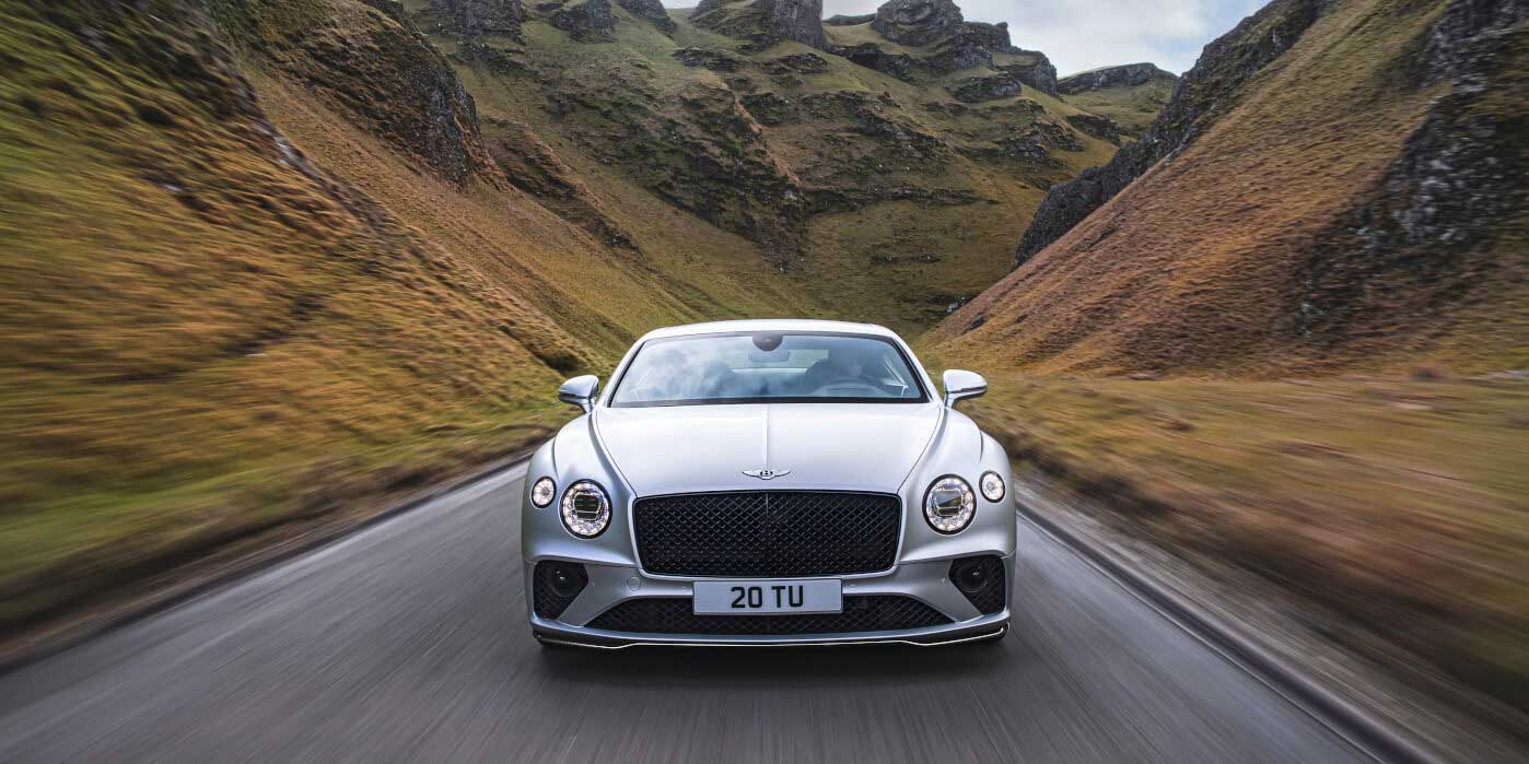 Bentley Continental GT Speed - Switch to thrill mode image 7