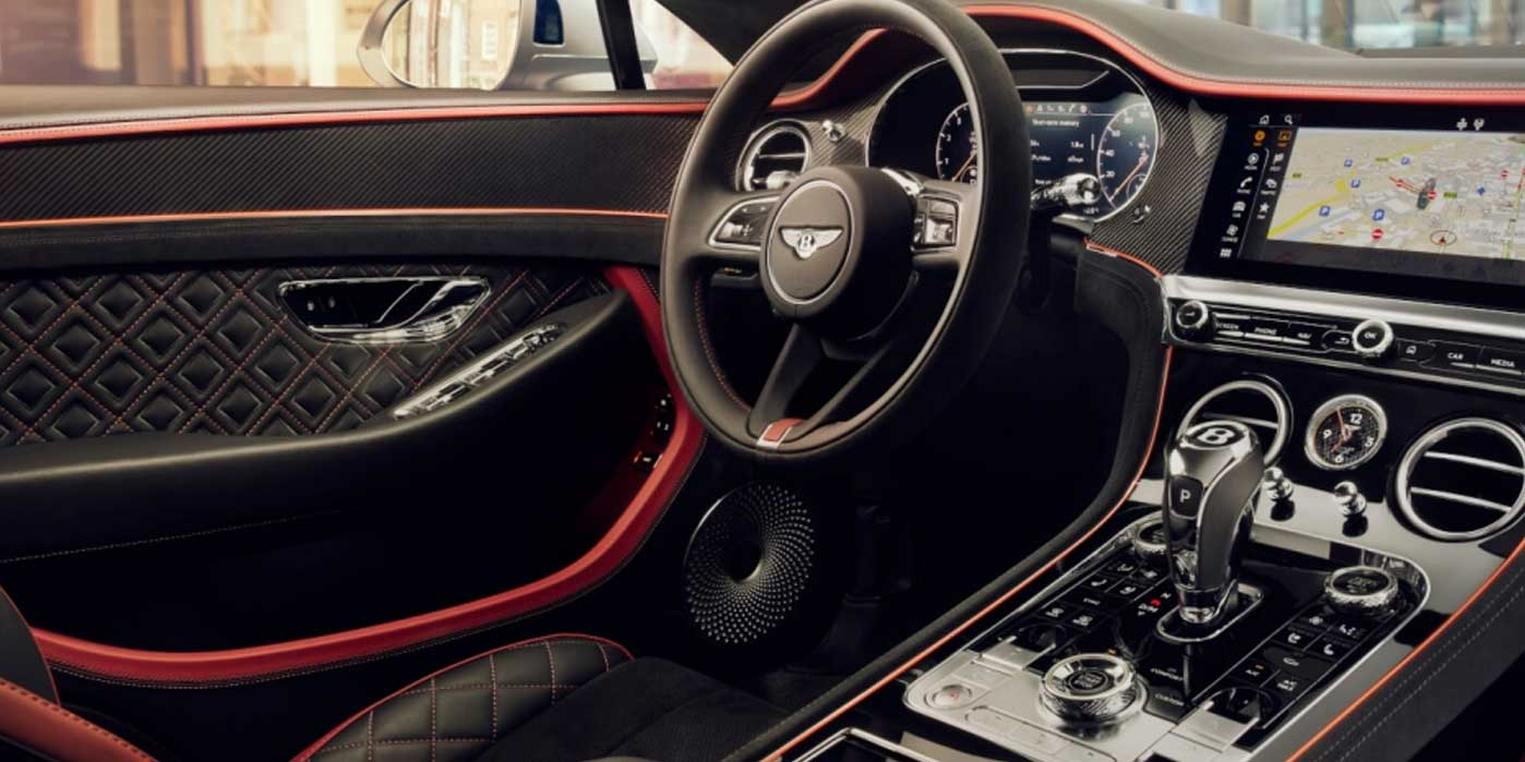Bentley Continental GT Speed - Switch to thrill mode image 8