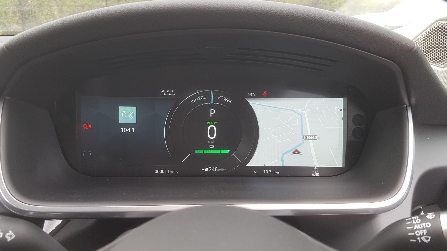 Jaguar I-PACE 294kW EV400 SE 90kWh [11kW Charger] image 9