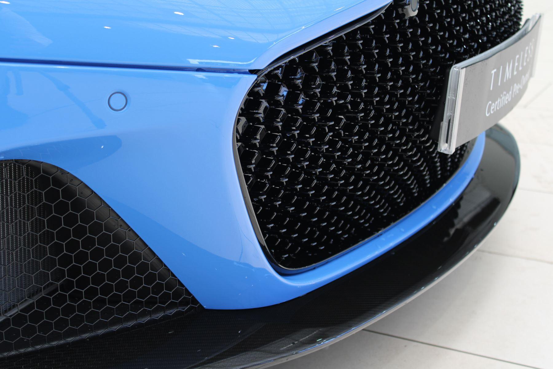 Aston Martin DBS V12 Superleggera Touchtronic Special Ceramic Blue - B&O image 14