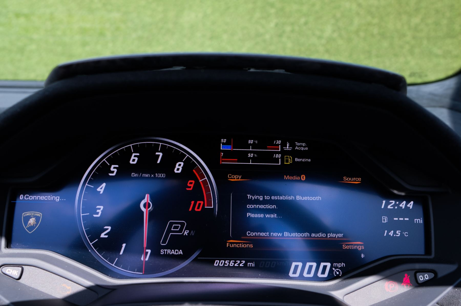 Lamborghini Huracan Performante Spyder 5.2 V10 AWD image 16