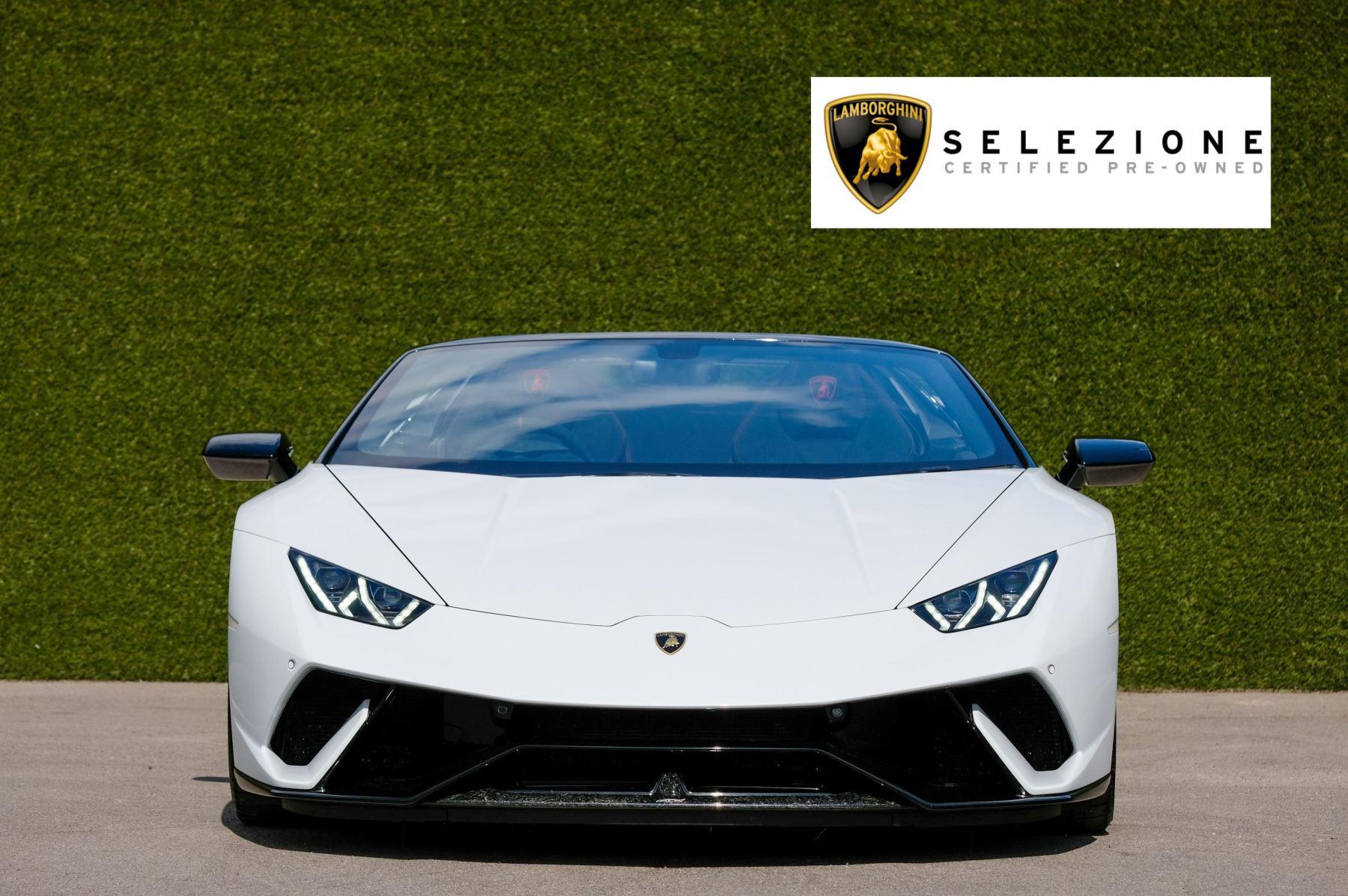Lamborghini Huracan Performante Spyder 5.2 V10 AWD image 5