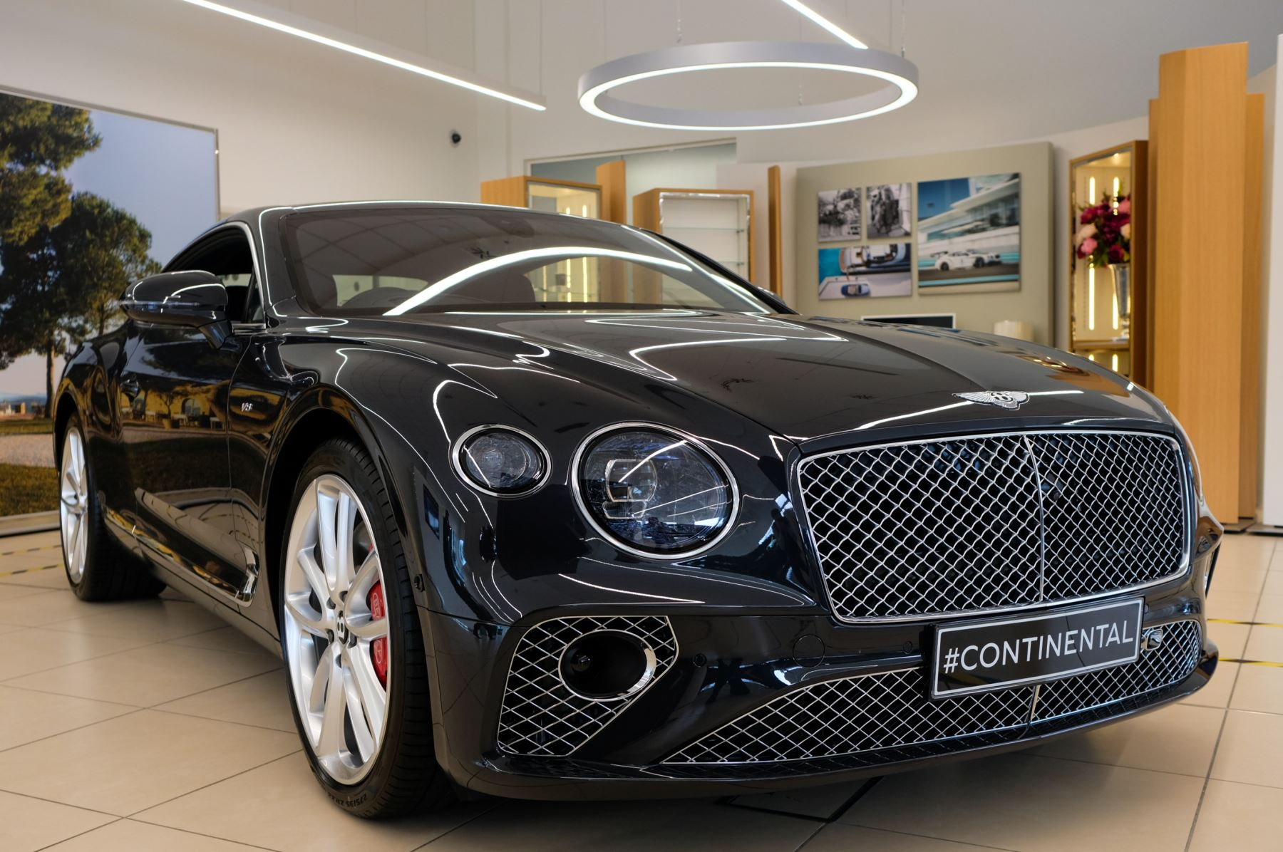 Bentley Continental GT 4.0 V8 2dr Auto Automatic Coupe (2021)