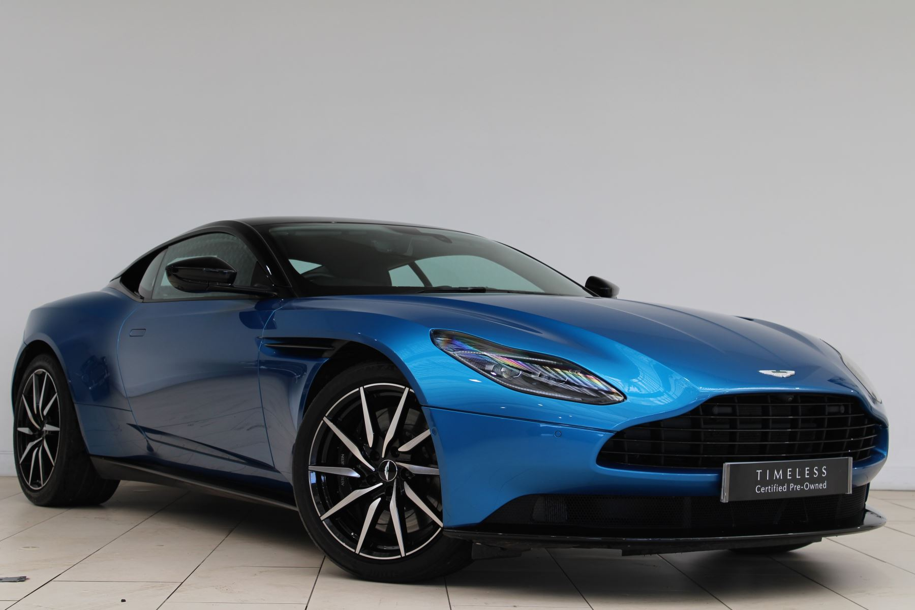 Aston Martin DB11 V8 2dr Touchtronic 4.0 Automatic Coupe