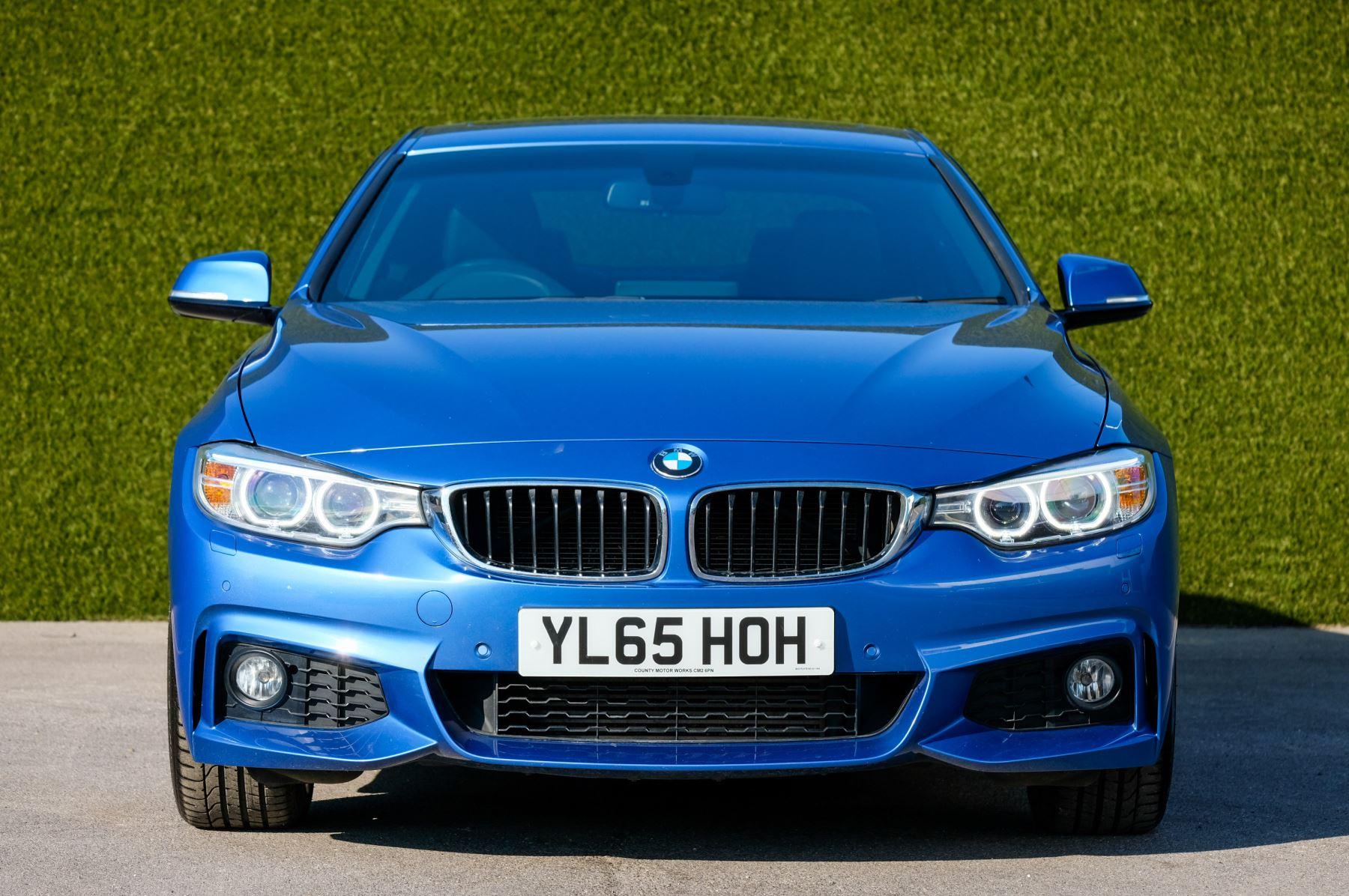 BMW 4 Series 430d M Sport 2dr [Professional Media] image 3