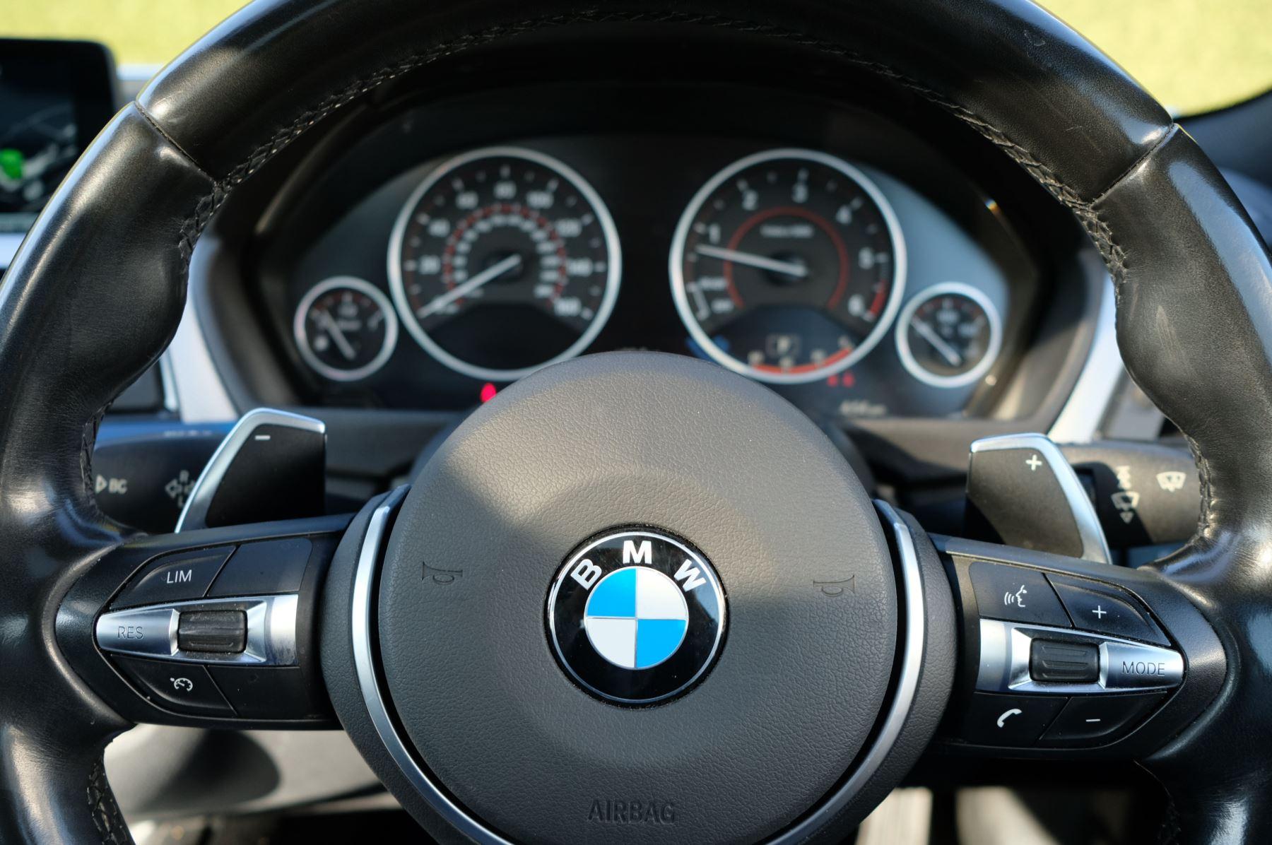 BMW 4 Series 430d M Sport 2dr [Professional Media] image 20