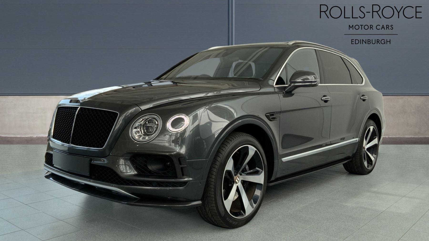 Bentley Bentayga V8 4.0 V8 Mulliner Driving Spec 5dr Auto Automatic Estate (2019) image