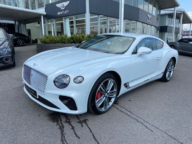 Bentley Continental GT 6.0 W12 2dr Automatic Coupe
