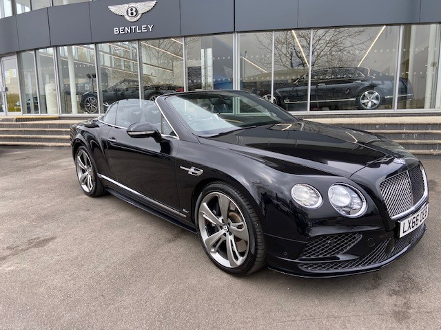Bentley Continental GTC 6.0 W12 [635] Speed - All Seasons Specification Automatic 2 door Convertible