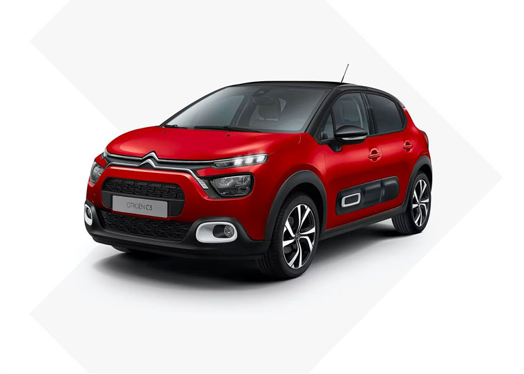 Citroen New C3 - Exclusive SOGO Leasing Offer