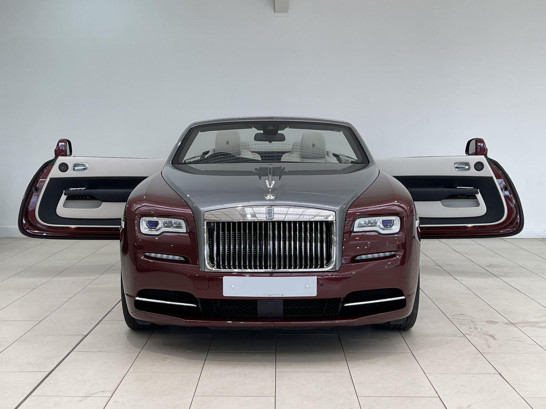 Rolls-Royce Dawn 2dr Auto image 8