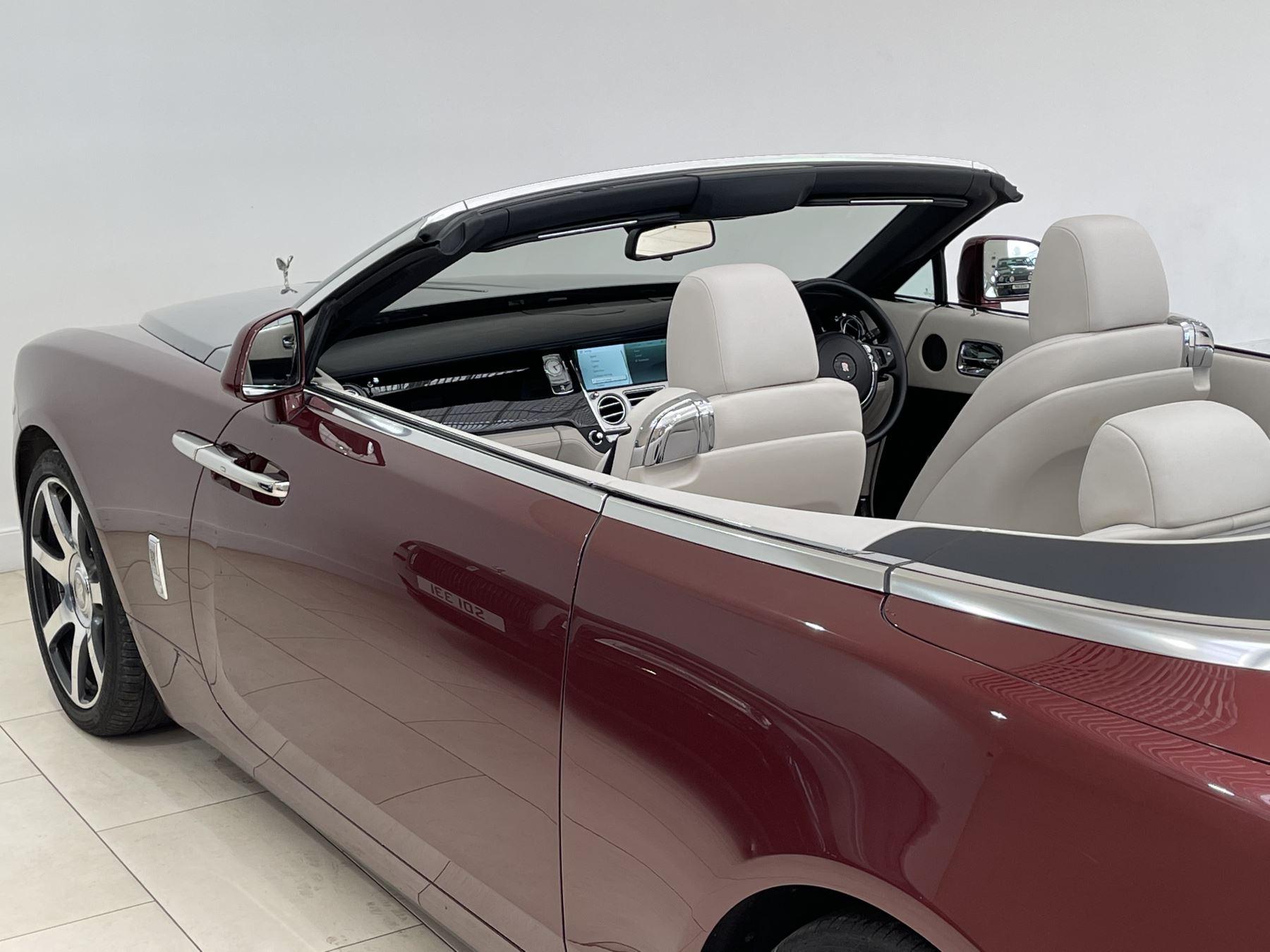 Rolls-Royce Dawn 2dr Auto image 10