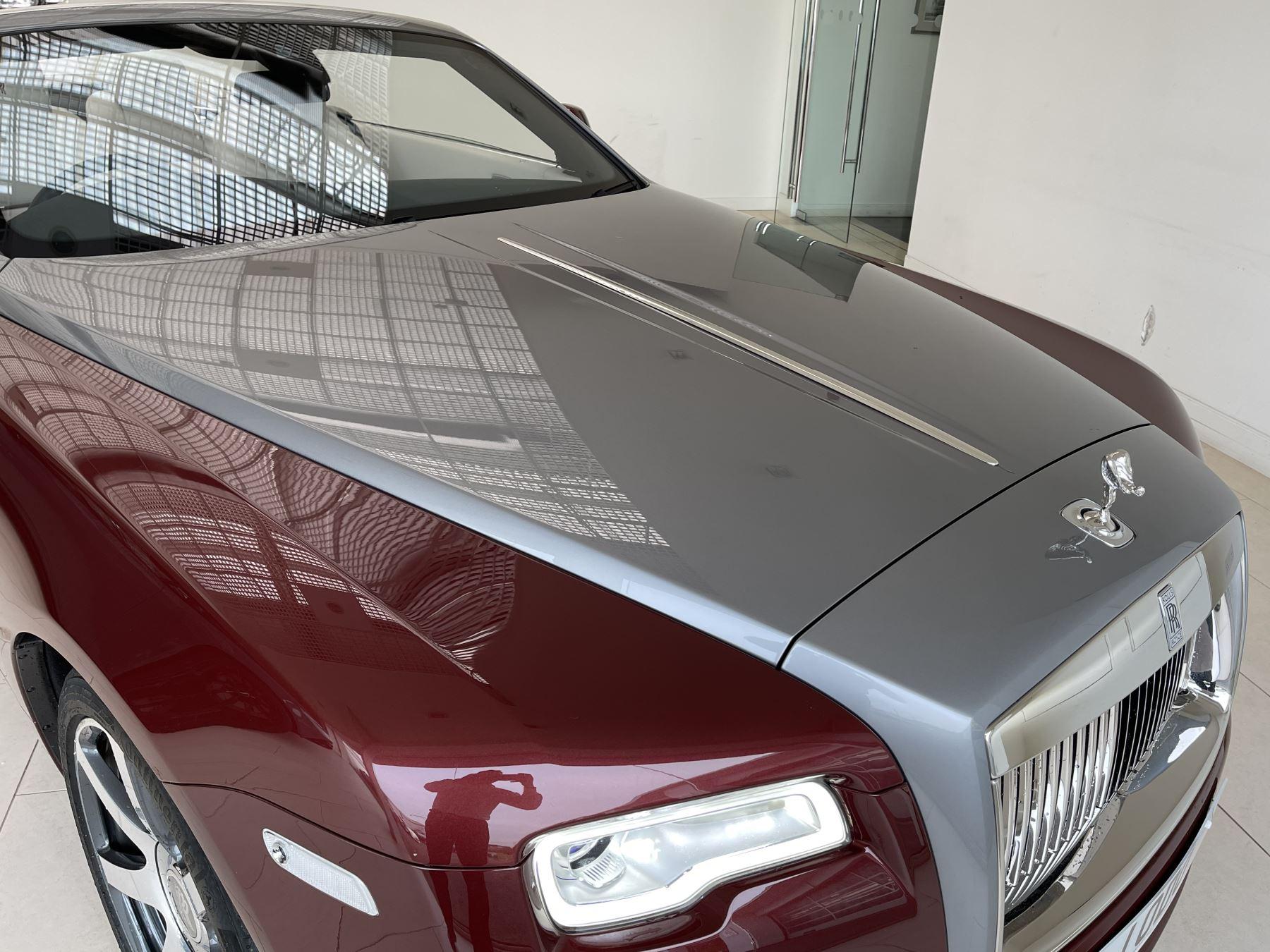 Rolls-Royce Dawn 2dr Auto image 15