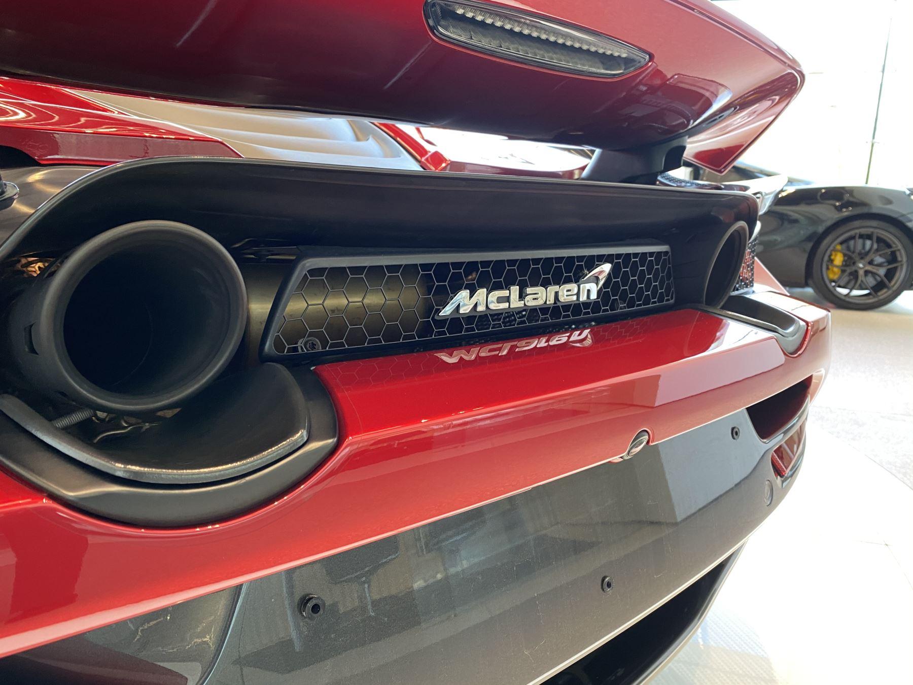 McLaren 720S Spider V8 2dr SSG image 11