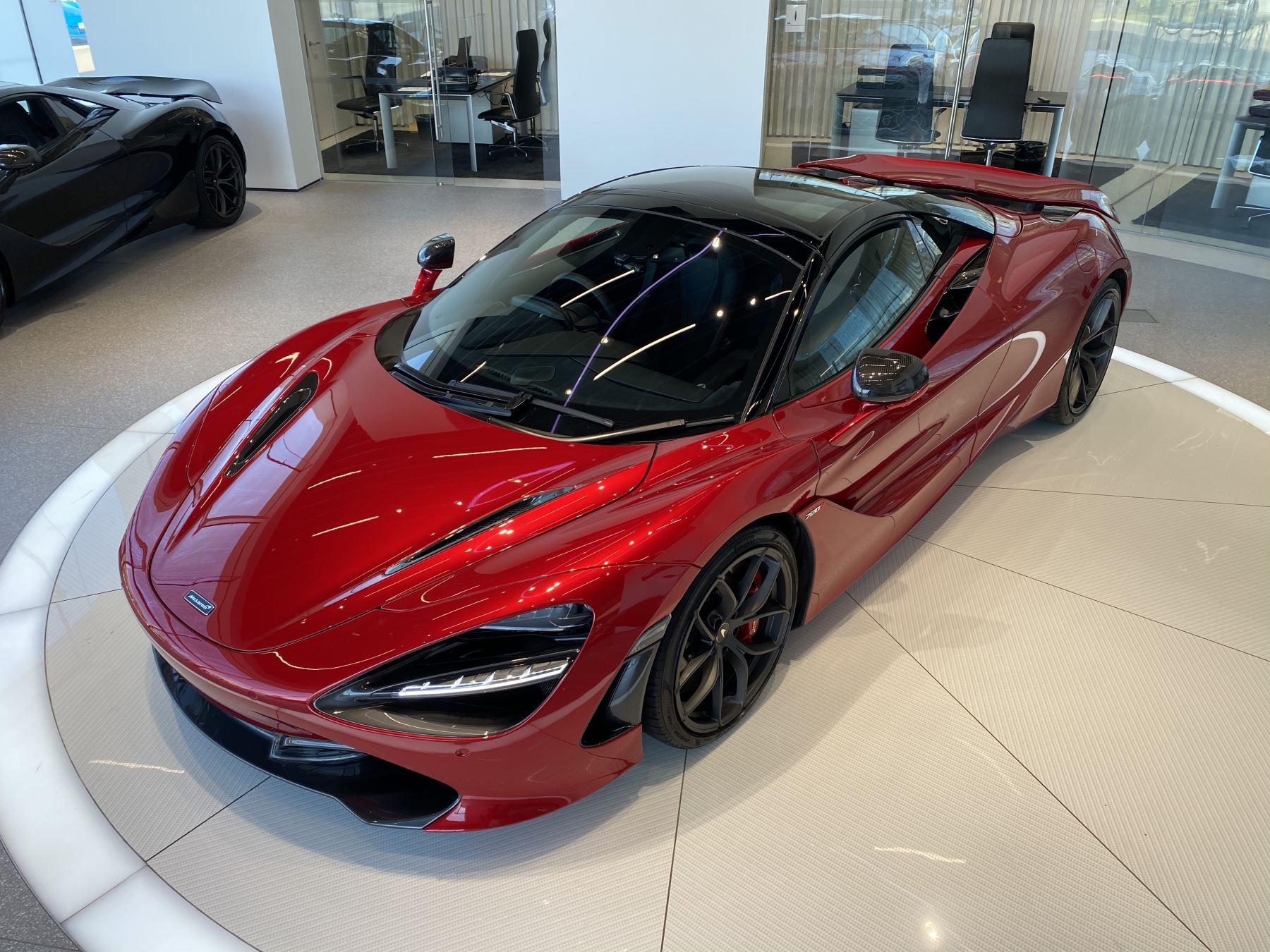 McLaren 720S Spider V8 2dr SSG image 29