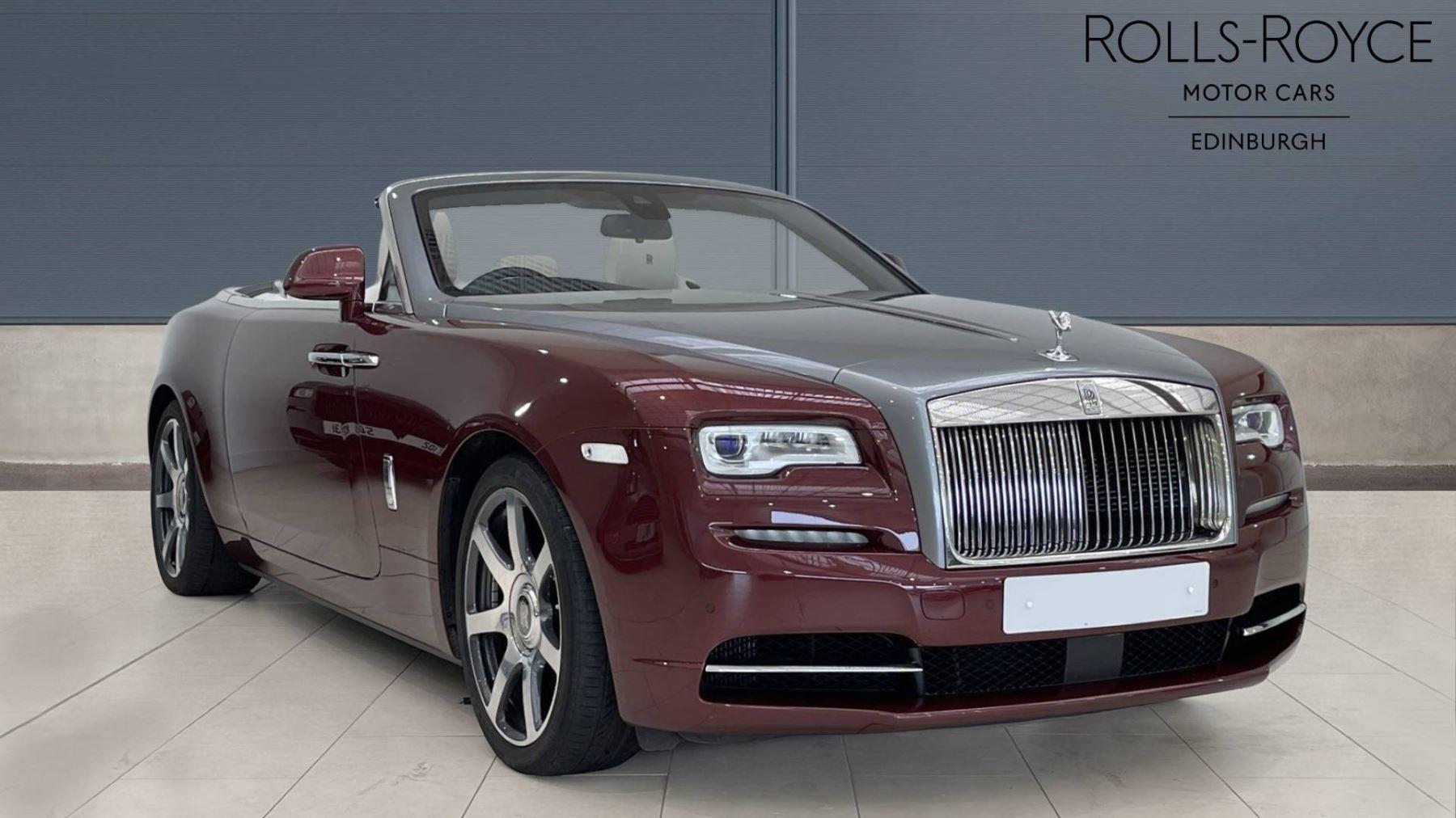 Rolls-Royce Dawn 2dr Auto image 3