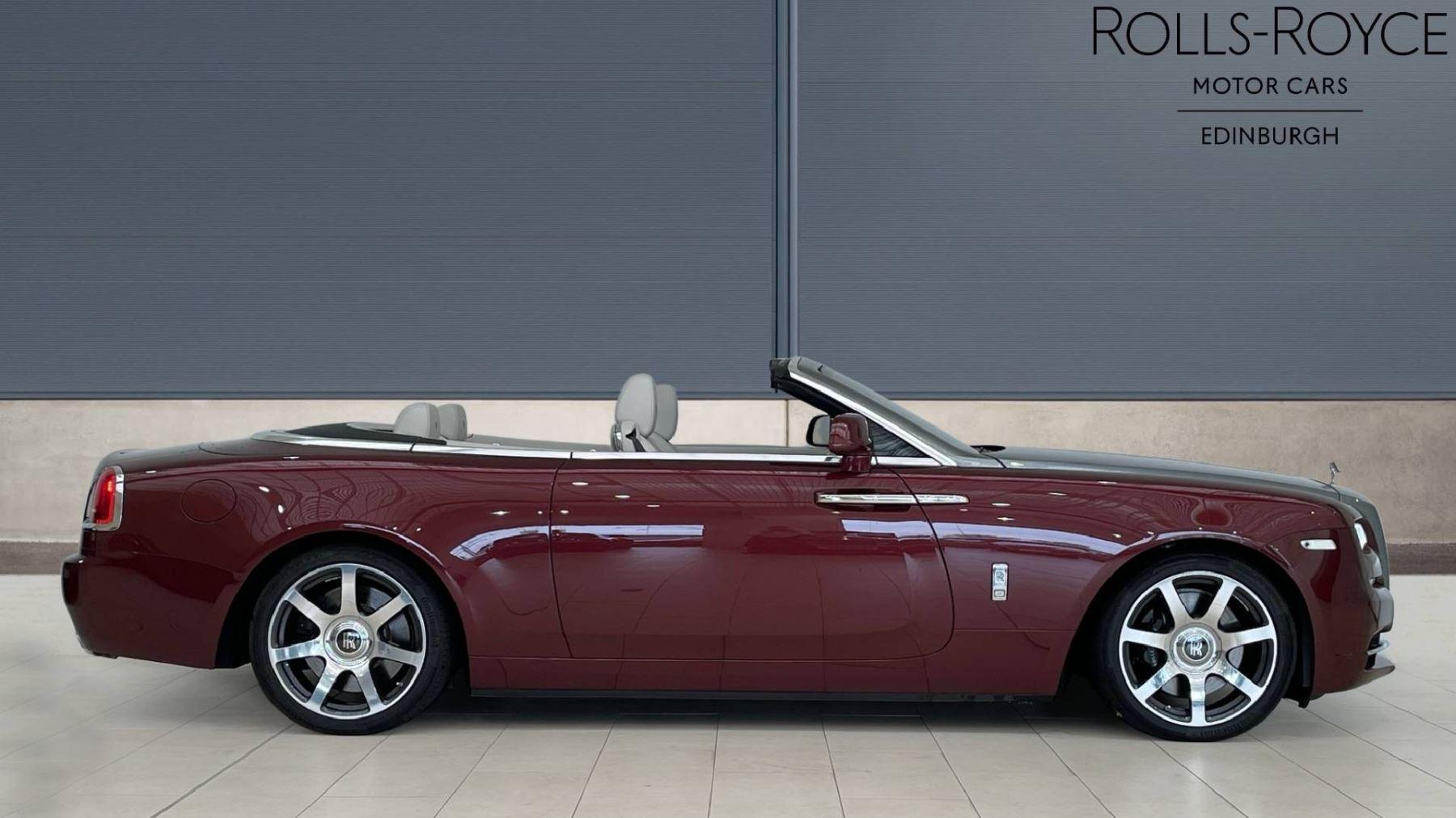 Rolls-Royce Dawn 2dr Auto image 2
