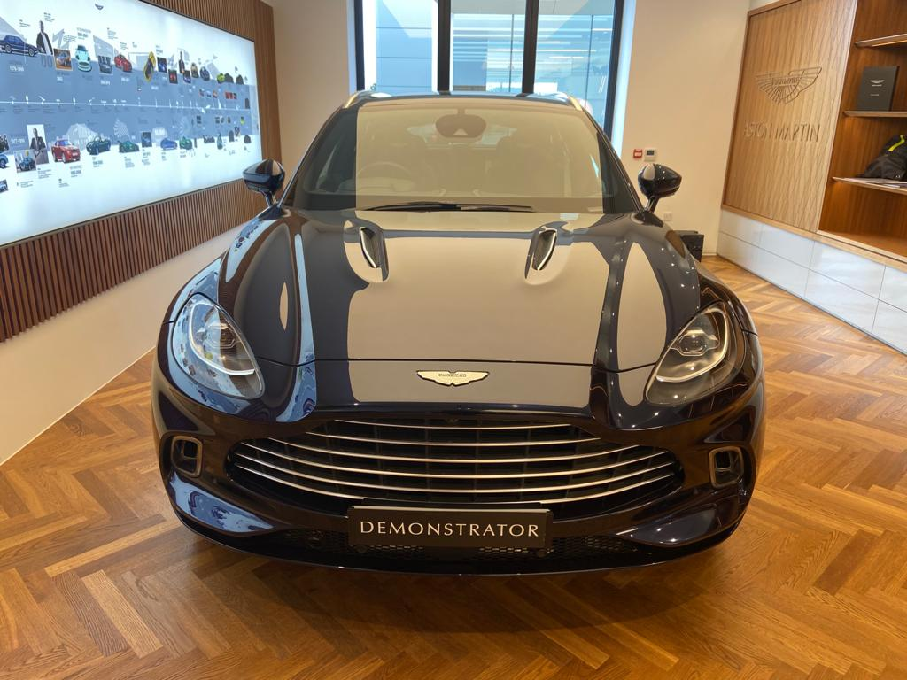 Aston Martin DBX V8 550 Touchtronic 4.0 Automatic 5 door Estate