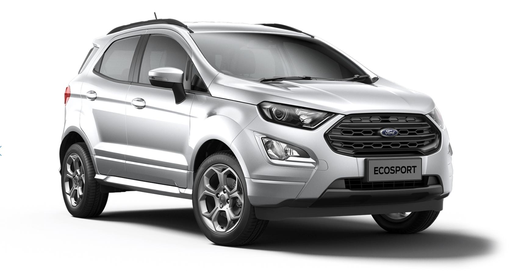 Ford EcoSport 1.0 EcoBoost 140PS ST Line 5dr