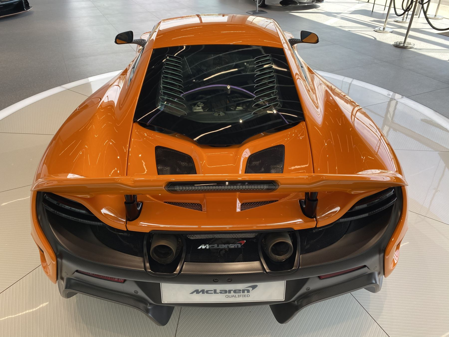 McLaren 675LT COUPE CLUBSPORT PACK image 9