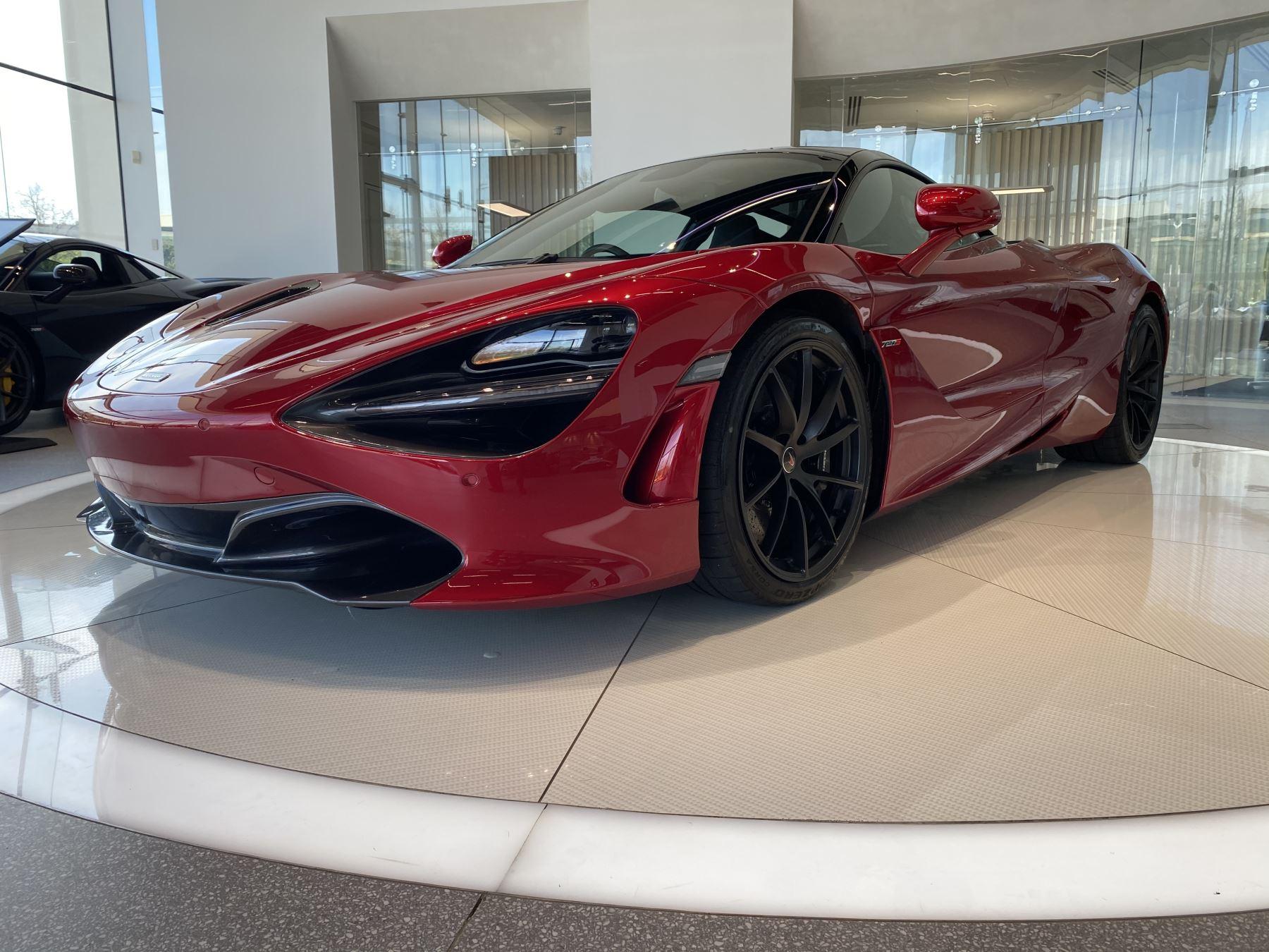 McLaren 720S V8 2dr SSG image 14