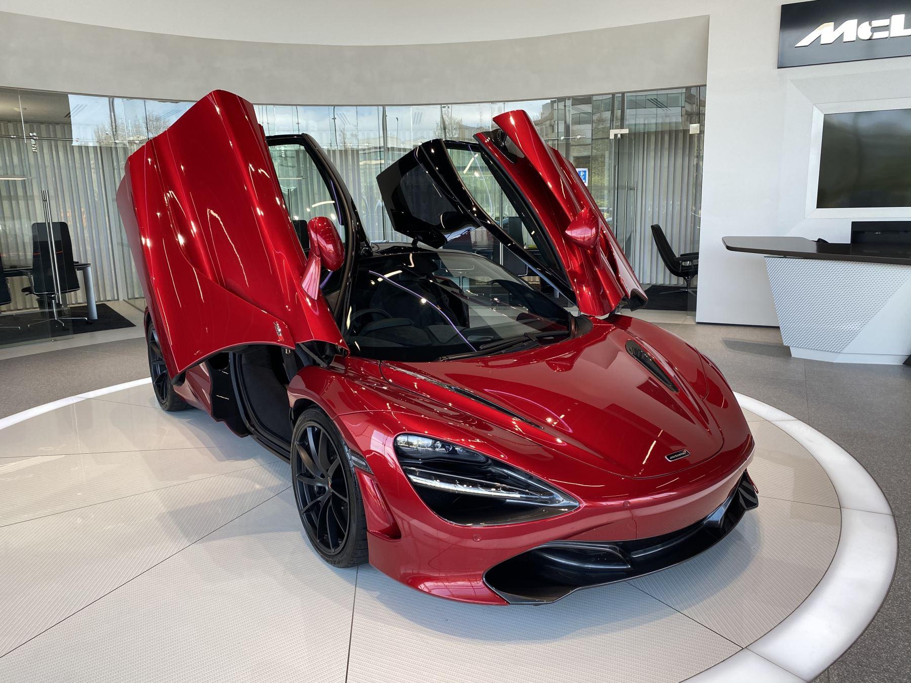 McLaren 720S V8 2dr SSG image 27